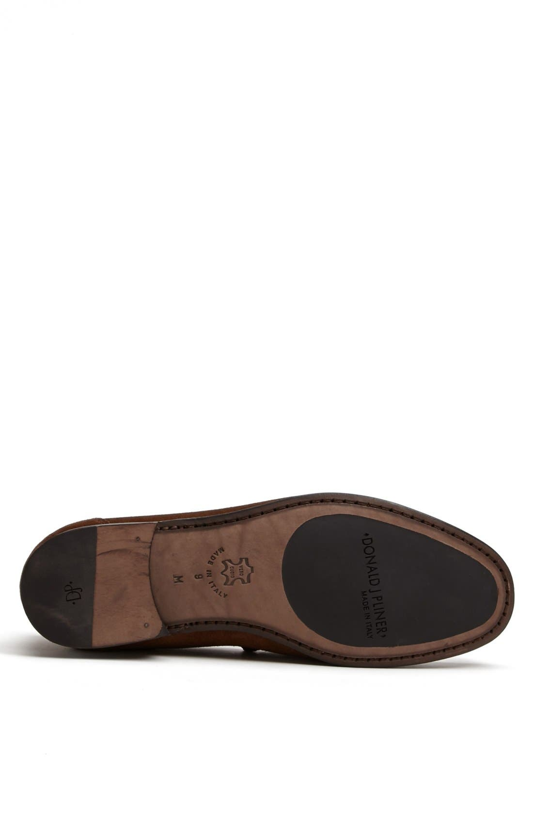 Alternate Image 4  - Donald J Pliner 'Naper' Penny Loafer
