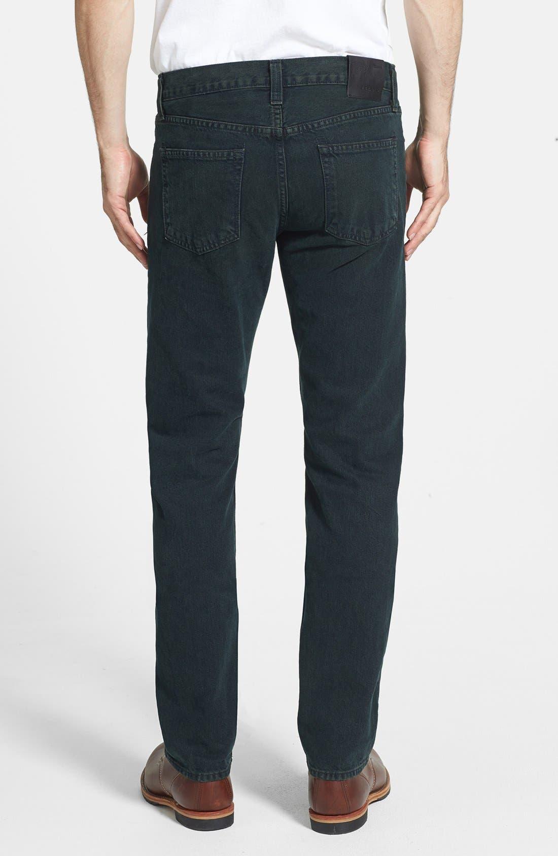 Alternate Image 2  - J Brand 'Kane' Slim Fit Jeans