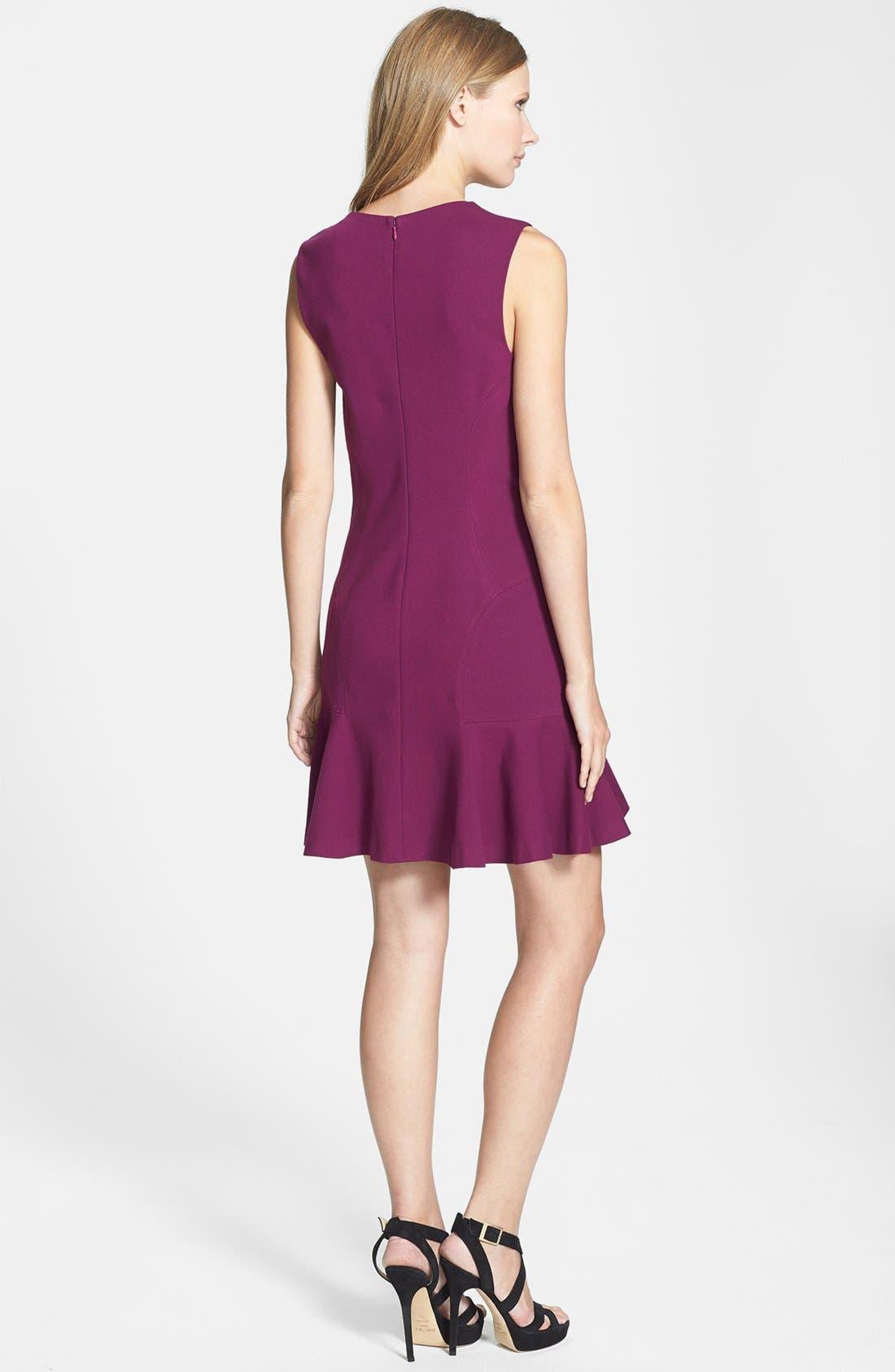Alternate Image 2  - Diane von Furstenberg 'Jaelyn' Ponte Sheath Dress