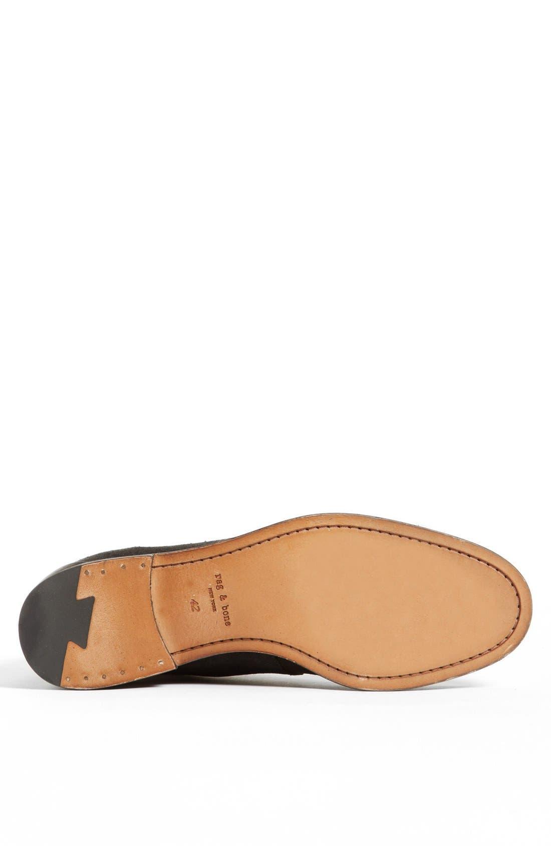 Alternate Image 4  - rag & bone 'Archer' Plain Toe Suede Boot