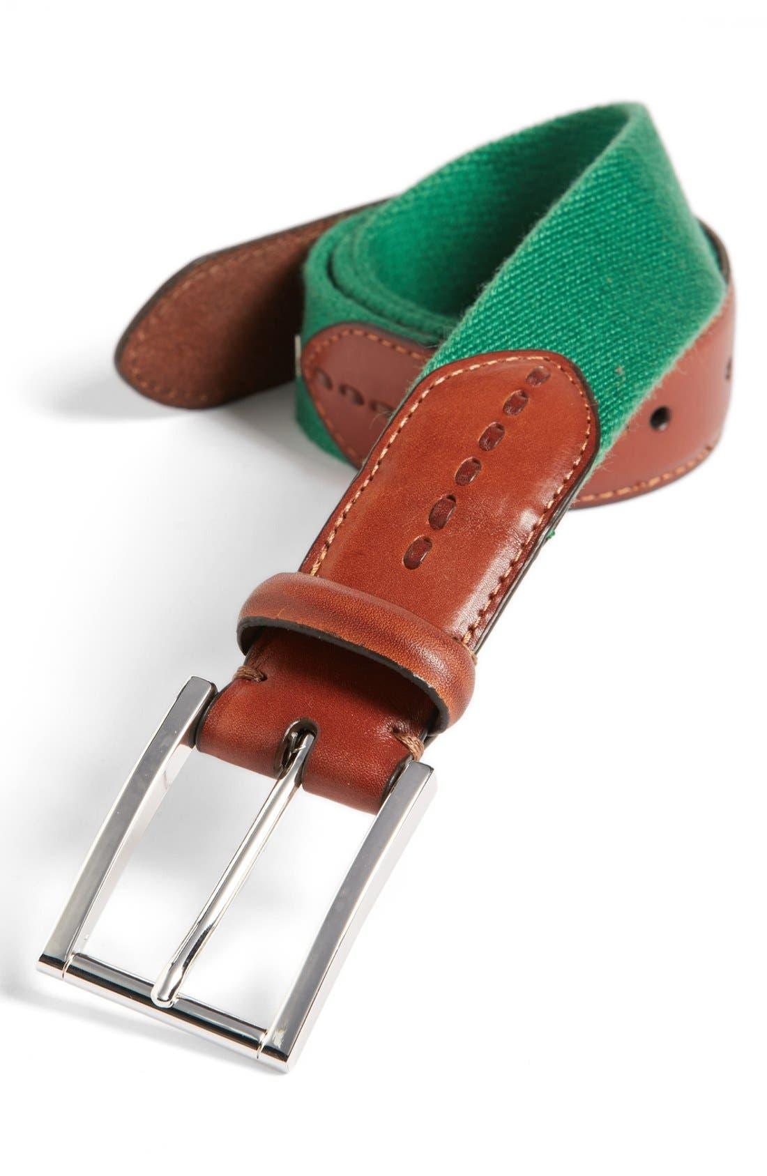 Alternate Image 1 Selected - Trafalgar 'Fremont' Belt