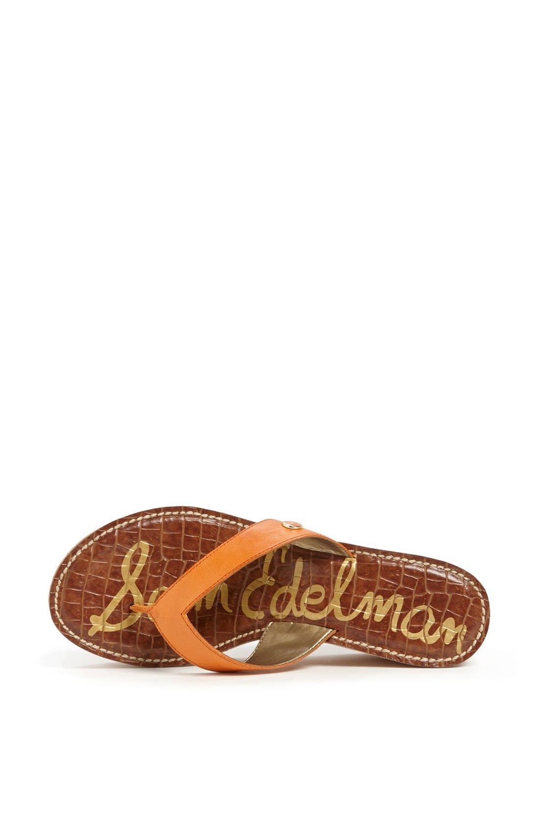 Alternate Image 3  - Sam Edelman 'Romy' Wedge Sandal (Women)