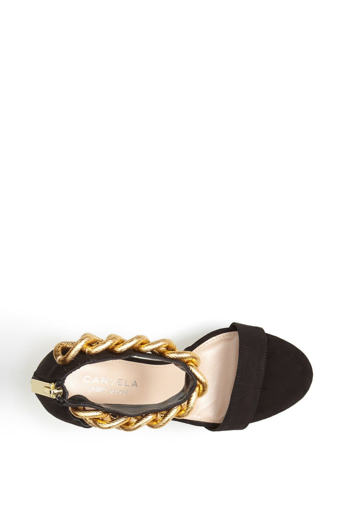 Alternate Image 3  - Carvela Kurt Geiger 'Glib' Ankle Strap Sandal