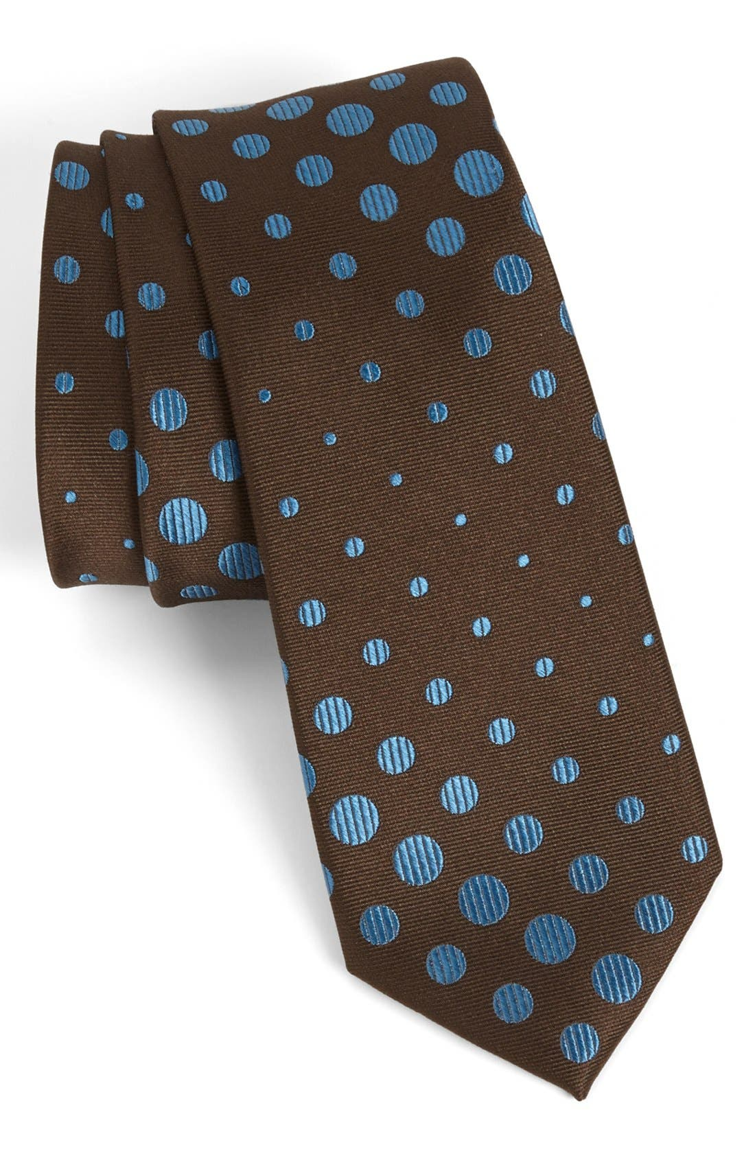 Alternate Image 1 Selected - The Tie Bar Woven Silk Tie