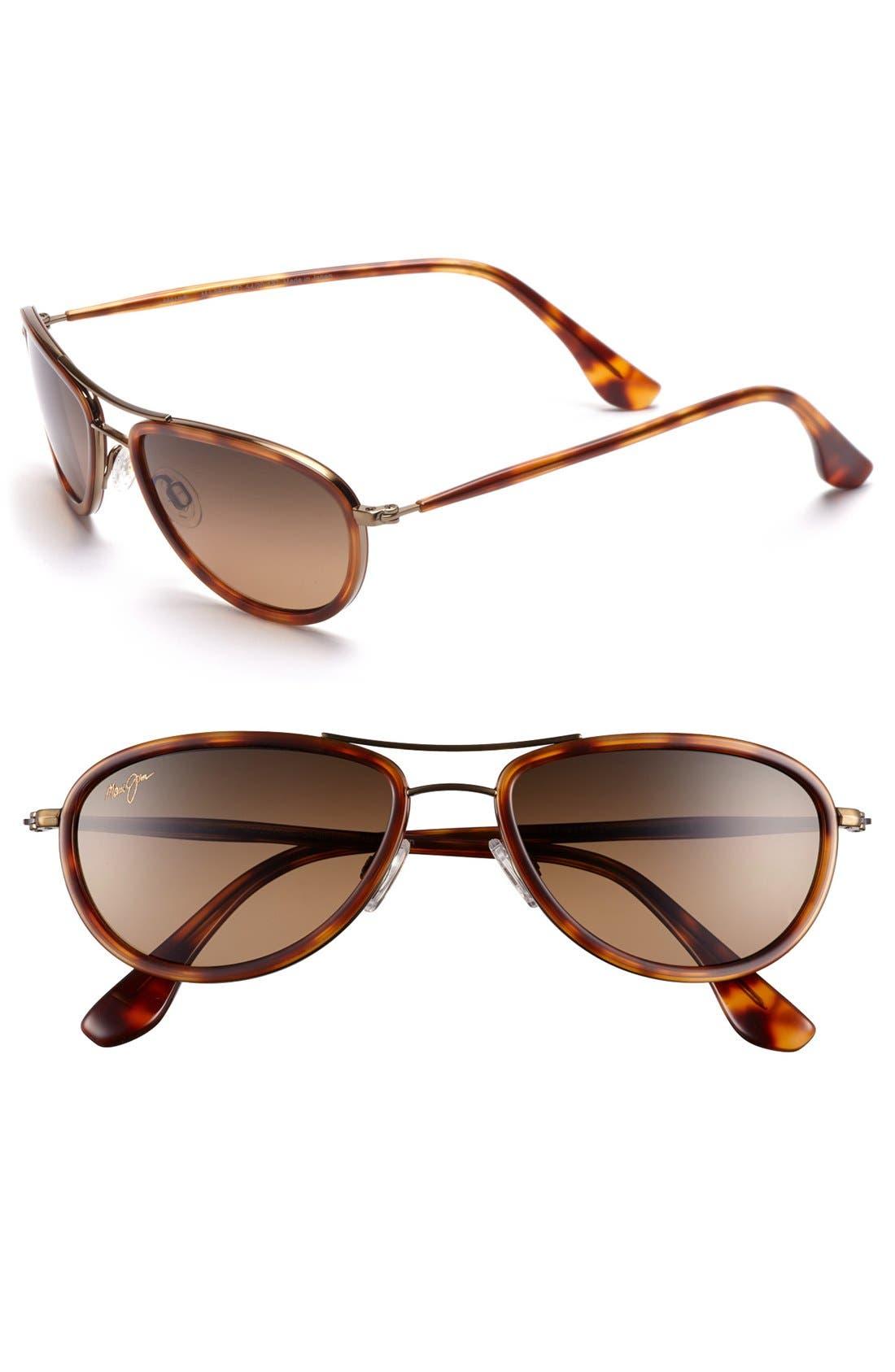 Alternate Image 1 Selected - Maui Jim 'Small - Kine' 54mm Sunglasses