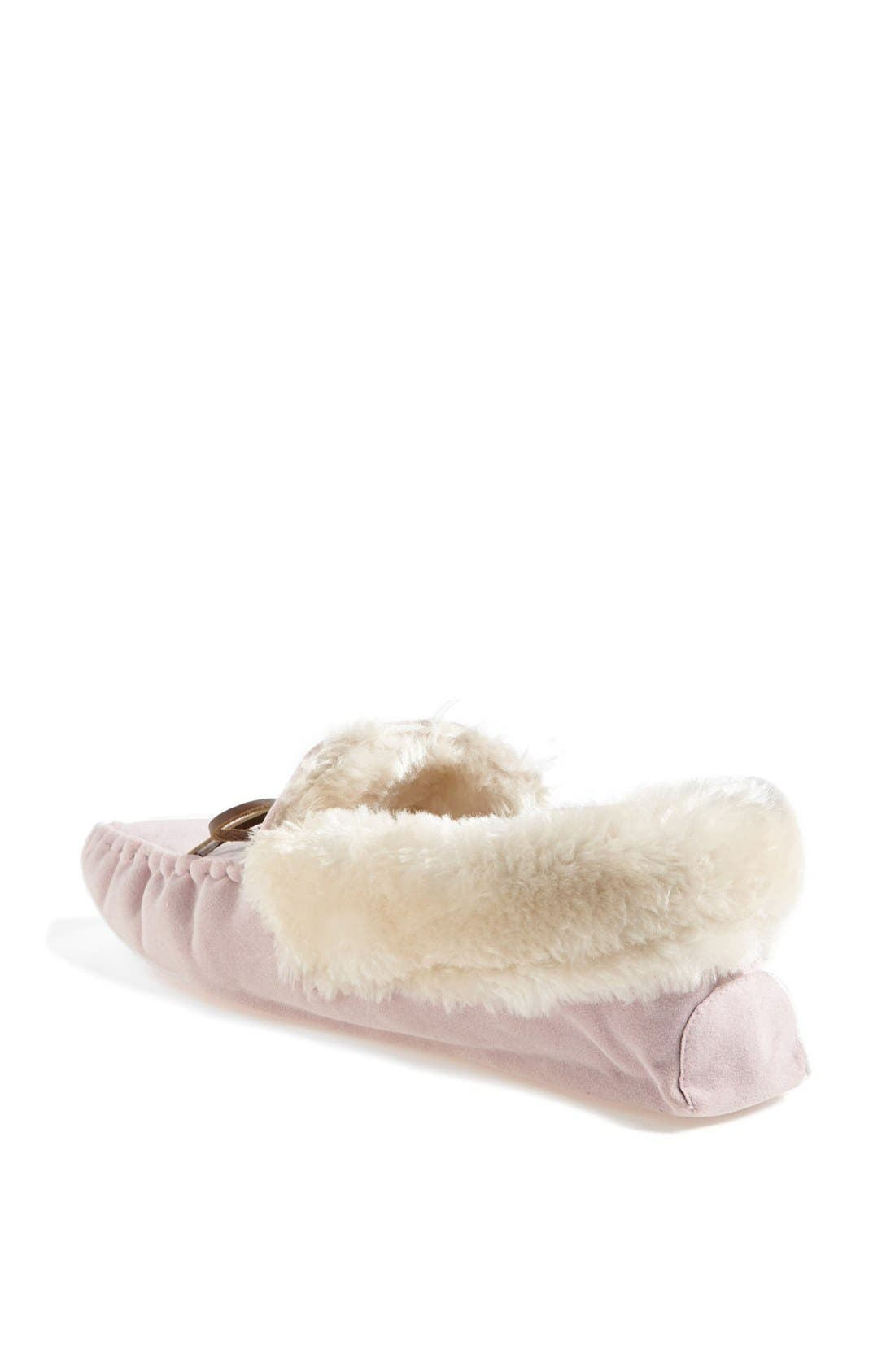 Alternate Image 2  - Nordstrom Moccasin Slipper