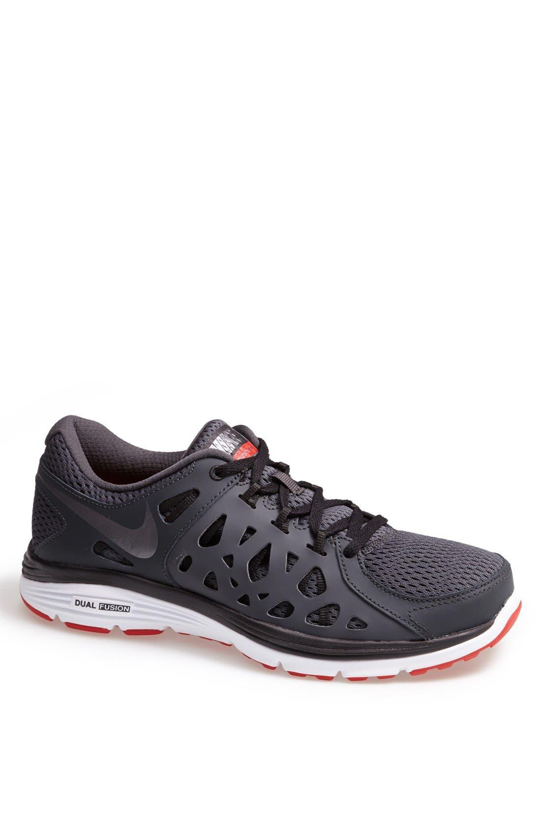 Alternate Image 1 Selected - Nike 'Dual Fusion Run 2' Running Shoe (Men)