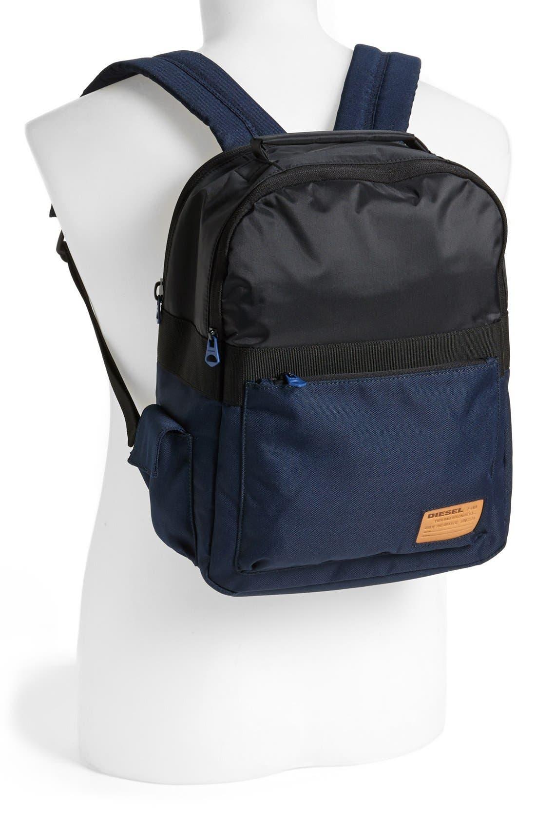 Alternate Image 4  - DIESEL® 'Hard Users' Backpack