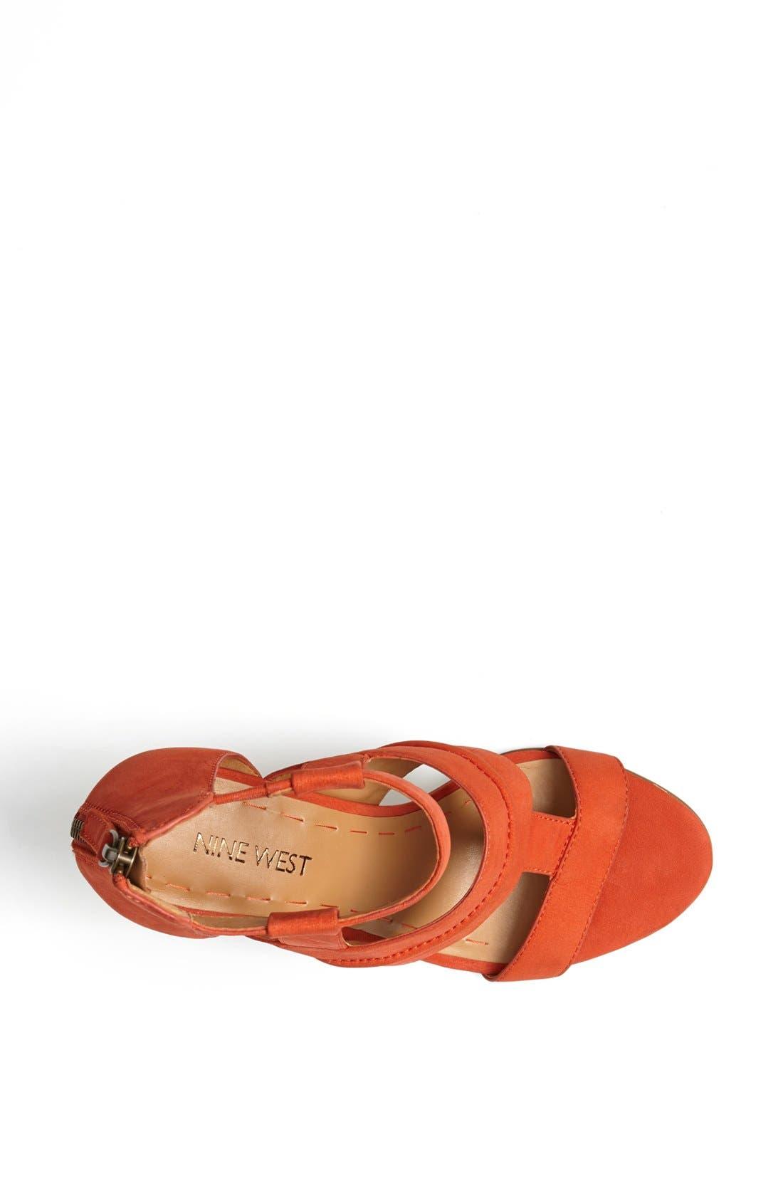 Alternate Image 3  - Nine West 'Francie' Leather Sandal
