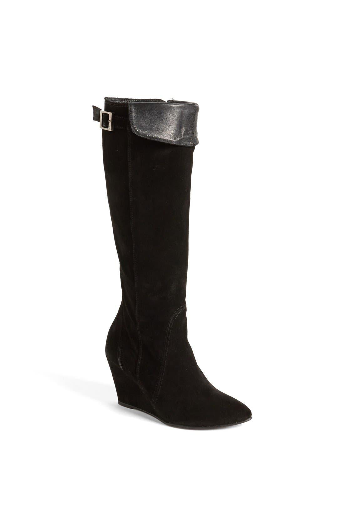 Alternate Image 2  - Charles David 'Estela' Suede Knee High Boot