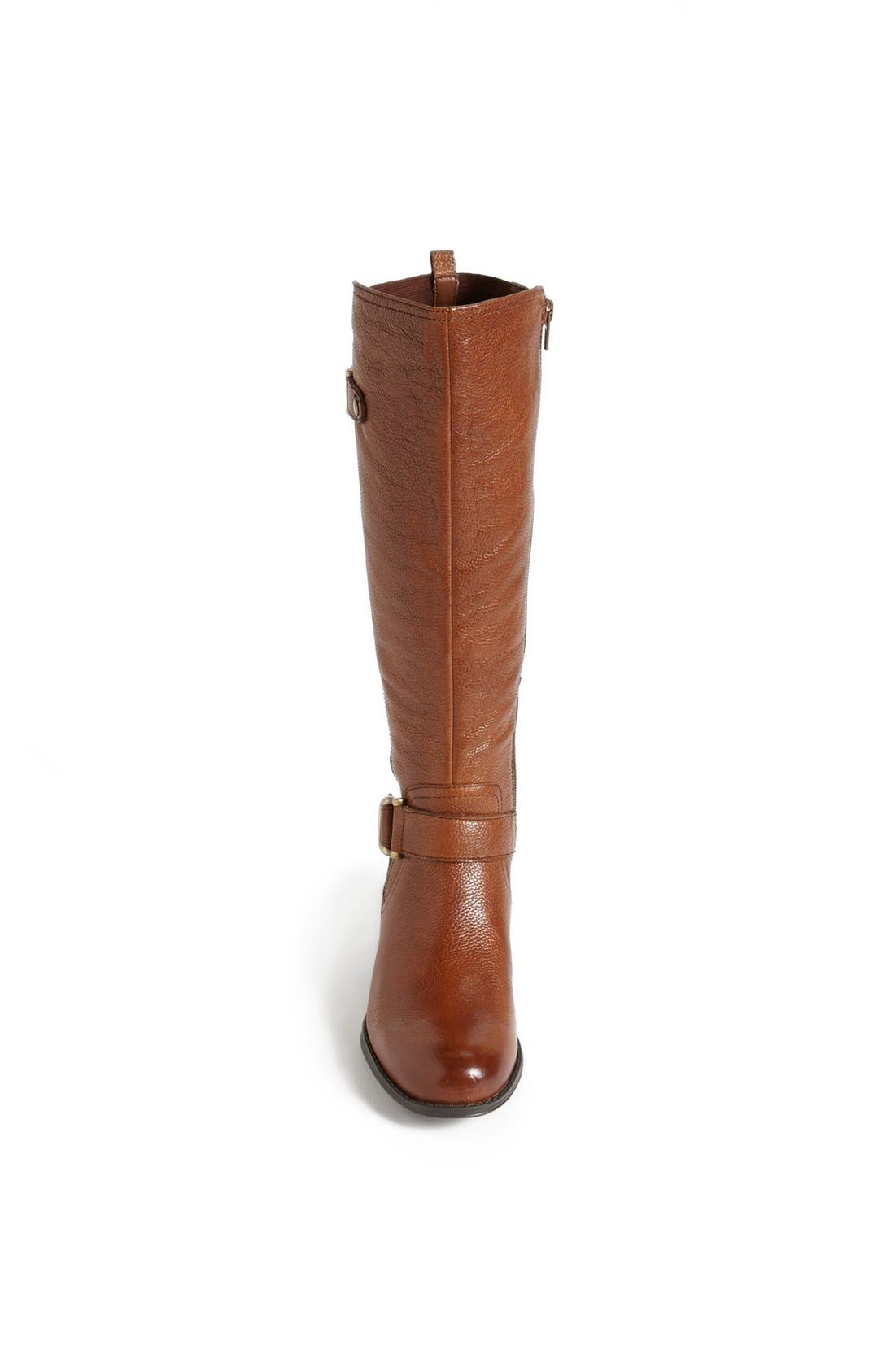 Alternate Image 3  - Naturalizer 'Jersey' Leather Riding Boot (Wide Calf) (Online Only)
