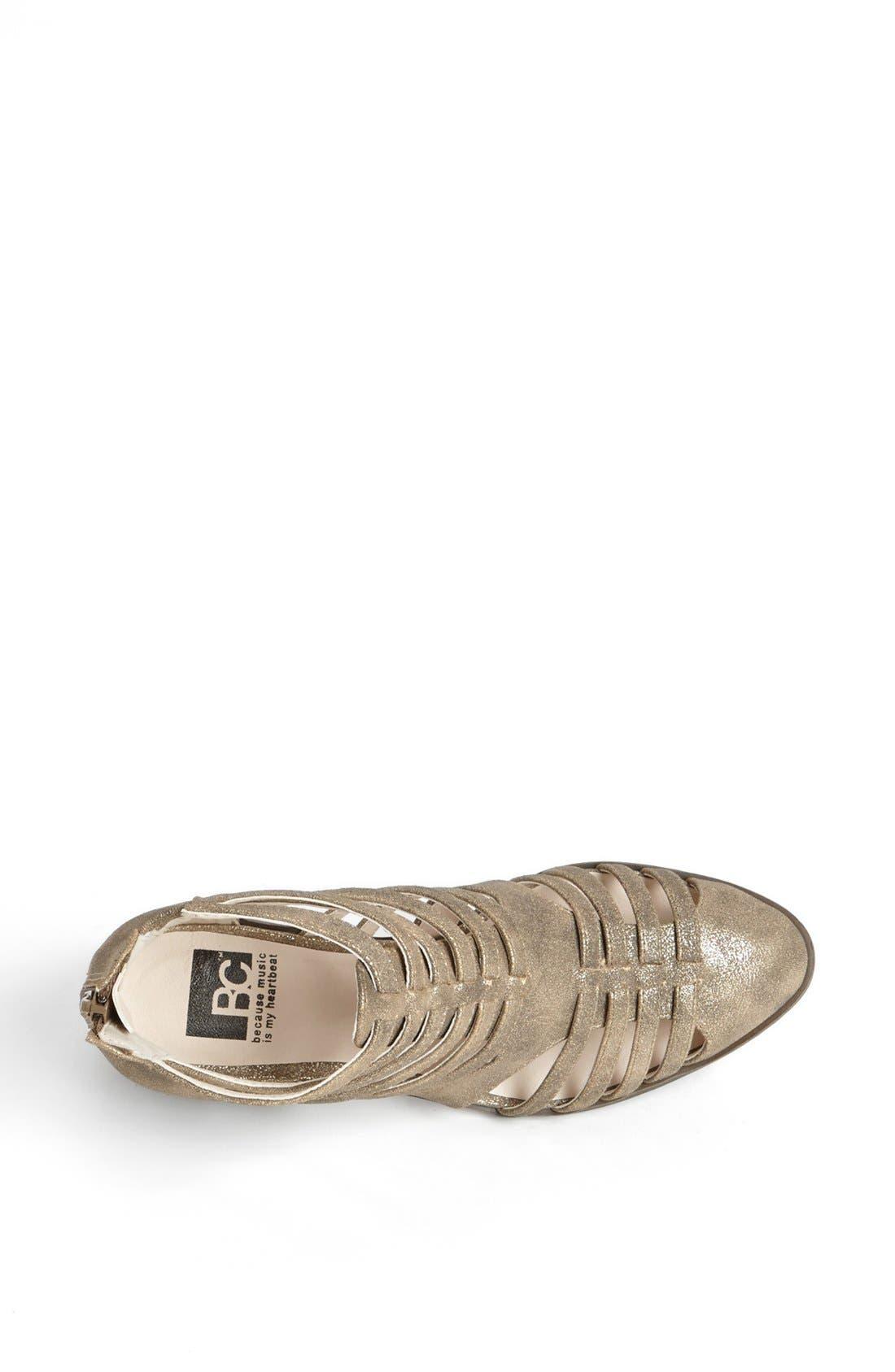 Alternate Image 3  - BC Footwear 'Endless Thrill' Bootie