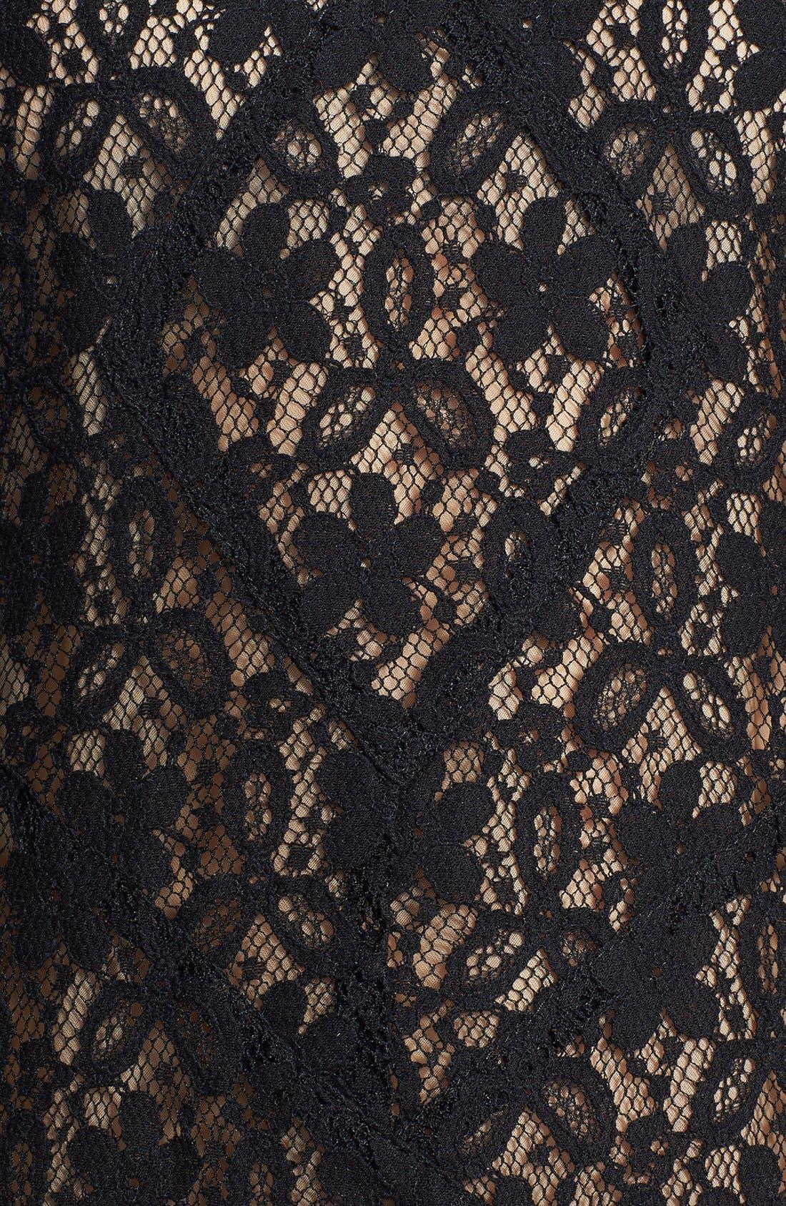 Alternate Image 3  - MARC BY MARC JACOBS 'Leila' Lace A-Line Dress