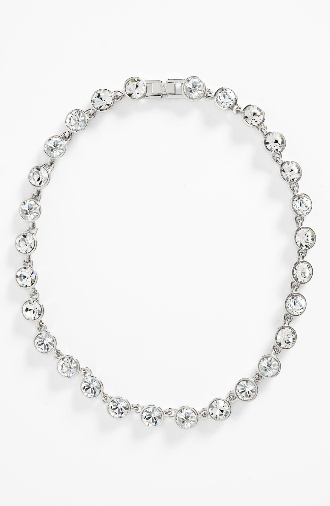 Alternate Image 2  - Givenchy Crystal Station Collar Necklace (Nordstrom Exclusive)