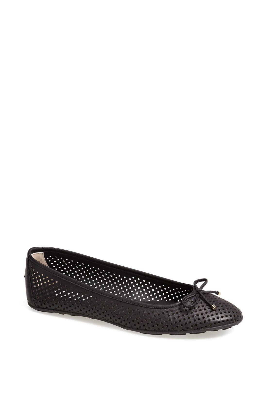 Alternate Image 1 Selected - Jimmy Choo 'Walsh' Ballerina Flat