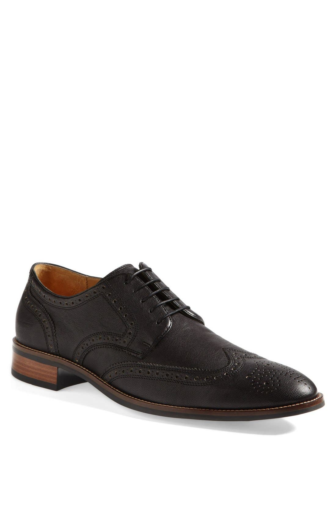 Alternate Image 1 Selected - Cole Haan 'Lenox Hill' Wingtip   (Men)