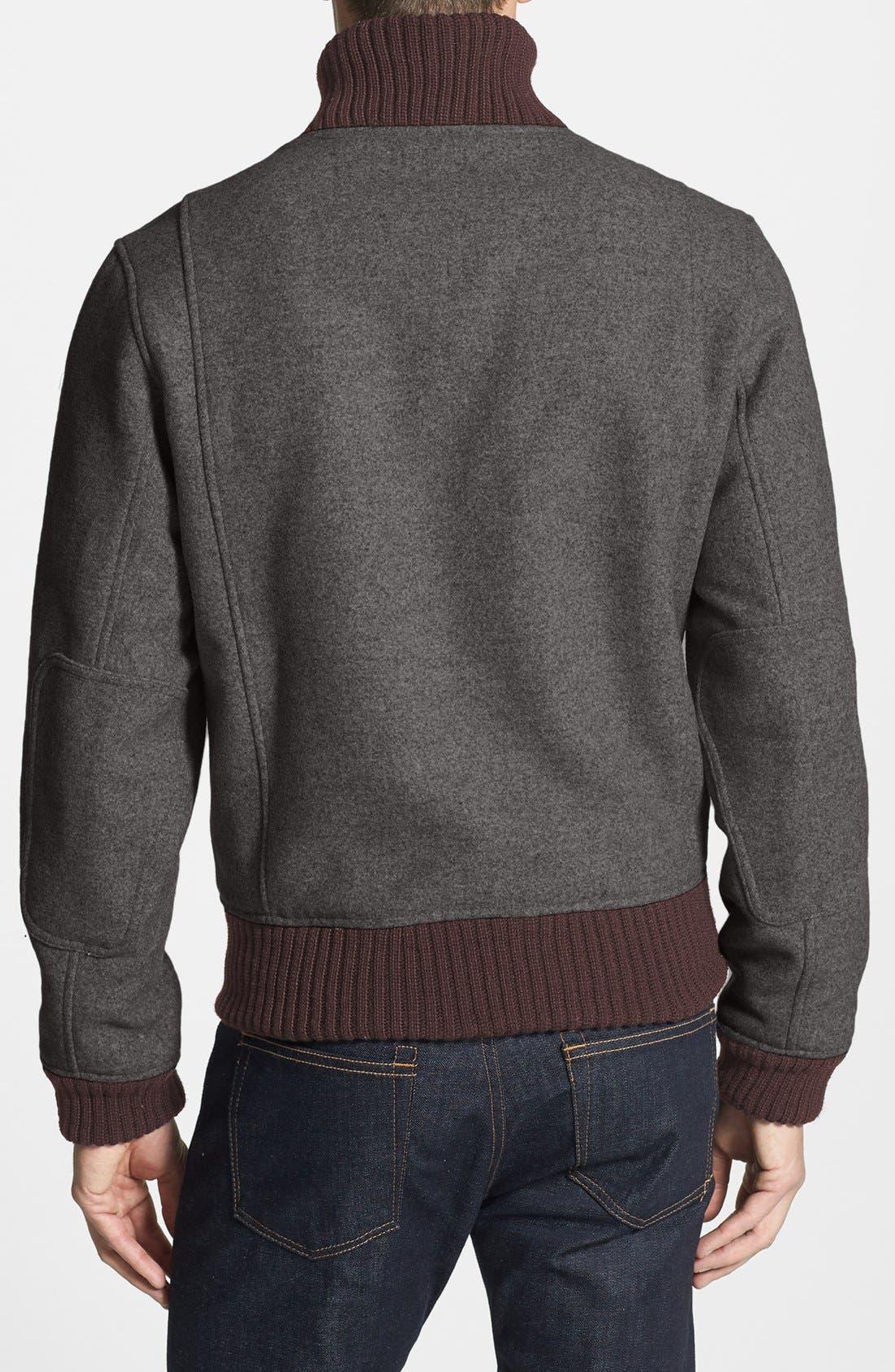 Alternate Image 2  - Spiewak 'Franklin' Wool Blend Jacket