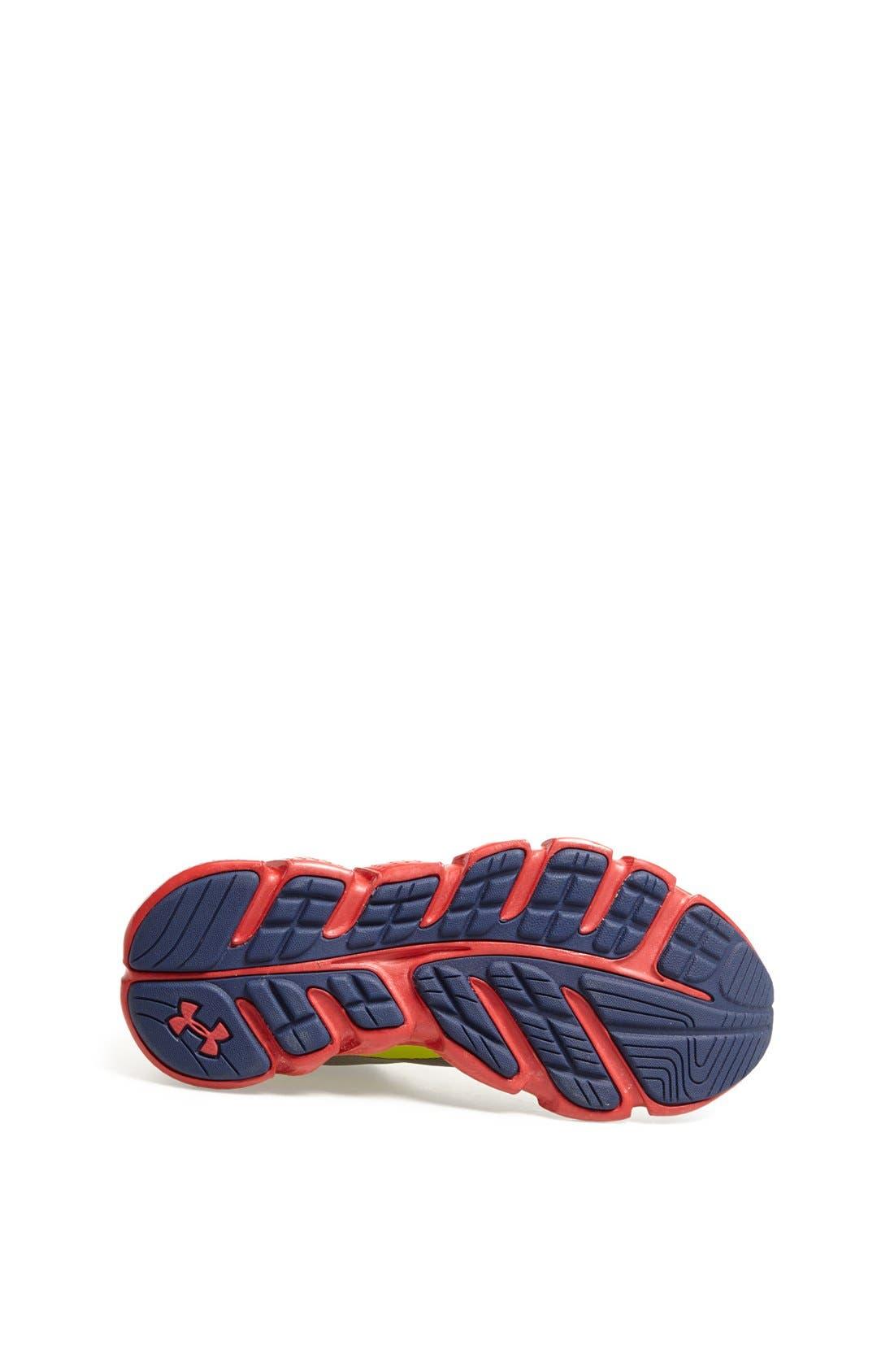 Alternate Image 4  - Under Armour 'Micro G® Pulse' Training Shoe (Toddler, Little Kid & Big Kid)