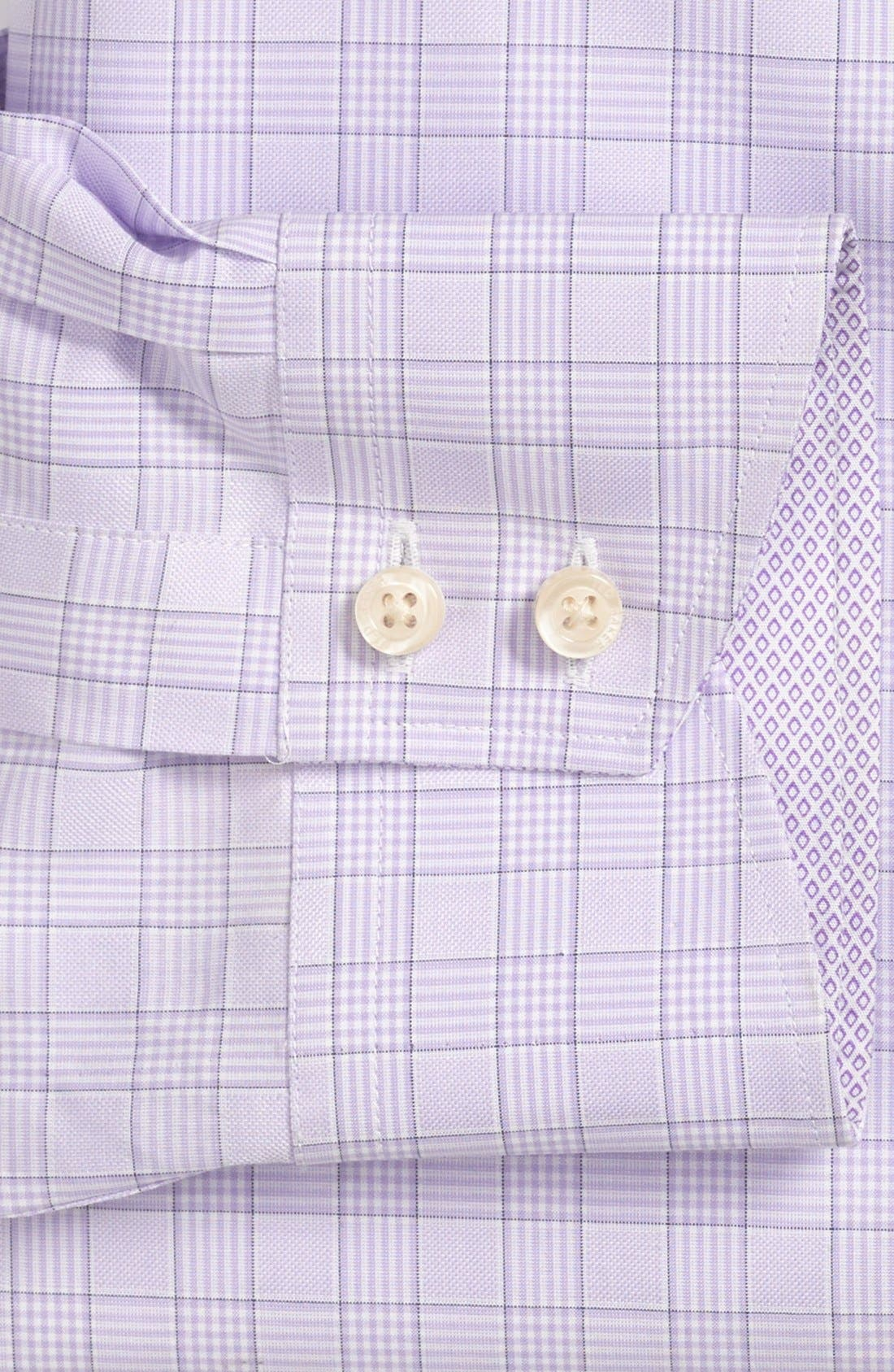 Alternate Image 2  - Ted Baker London Extra Trim Fit Dress Shirt