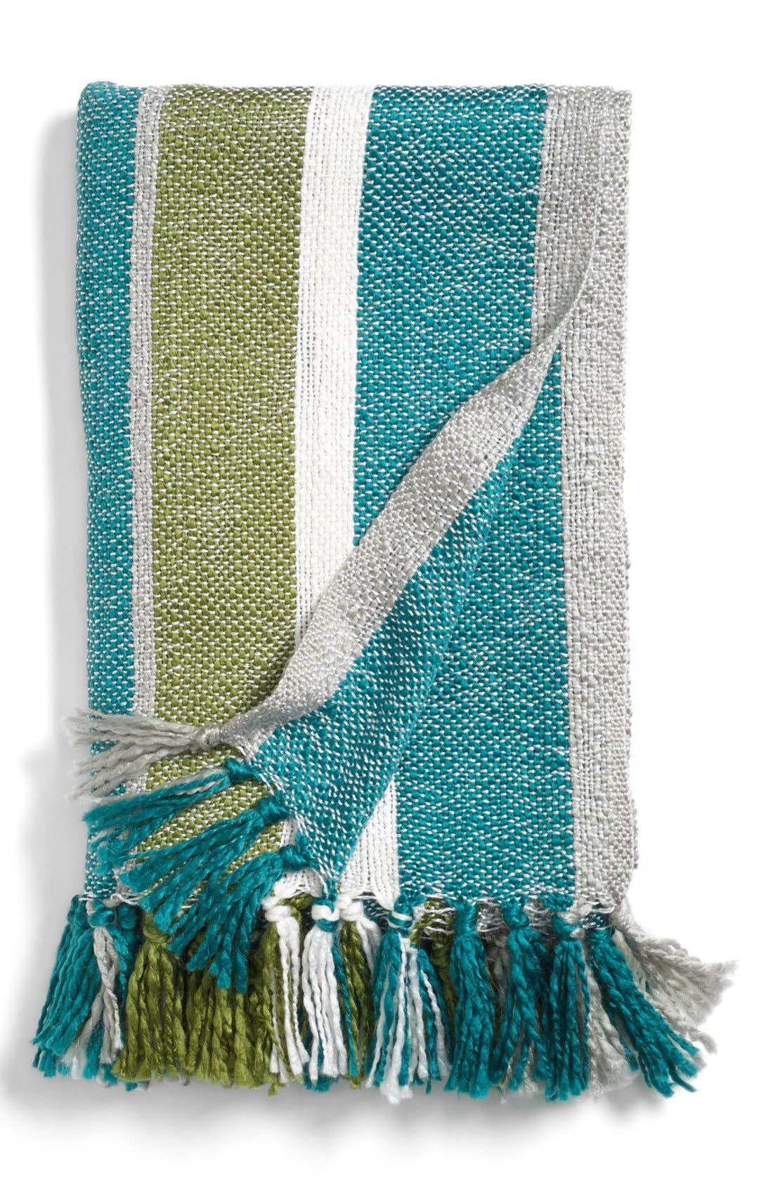 Main Image - Nordstrom at Home 'Open Road' Stripe Throw