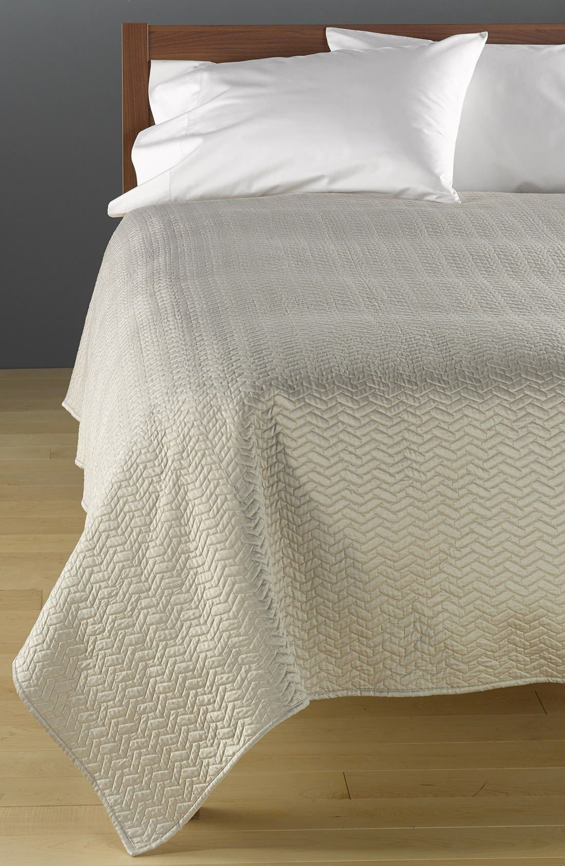 Main Image - Dransfield and Ross House 'Vannerie' Coverlet