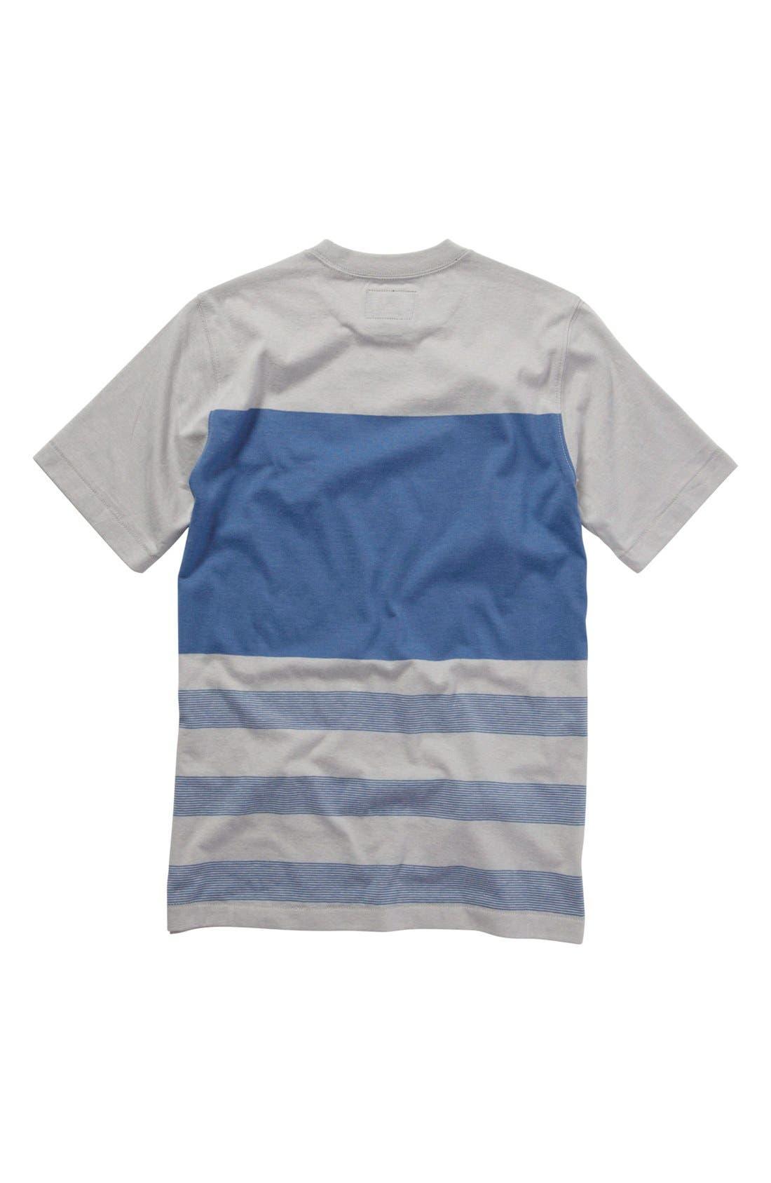 Alternate Image 2  - Quiksilver 'Migo' Short Sleeve T-Shirt (Little Boys & Big Boys)