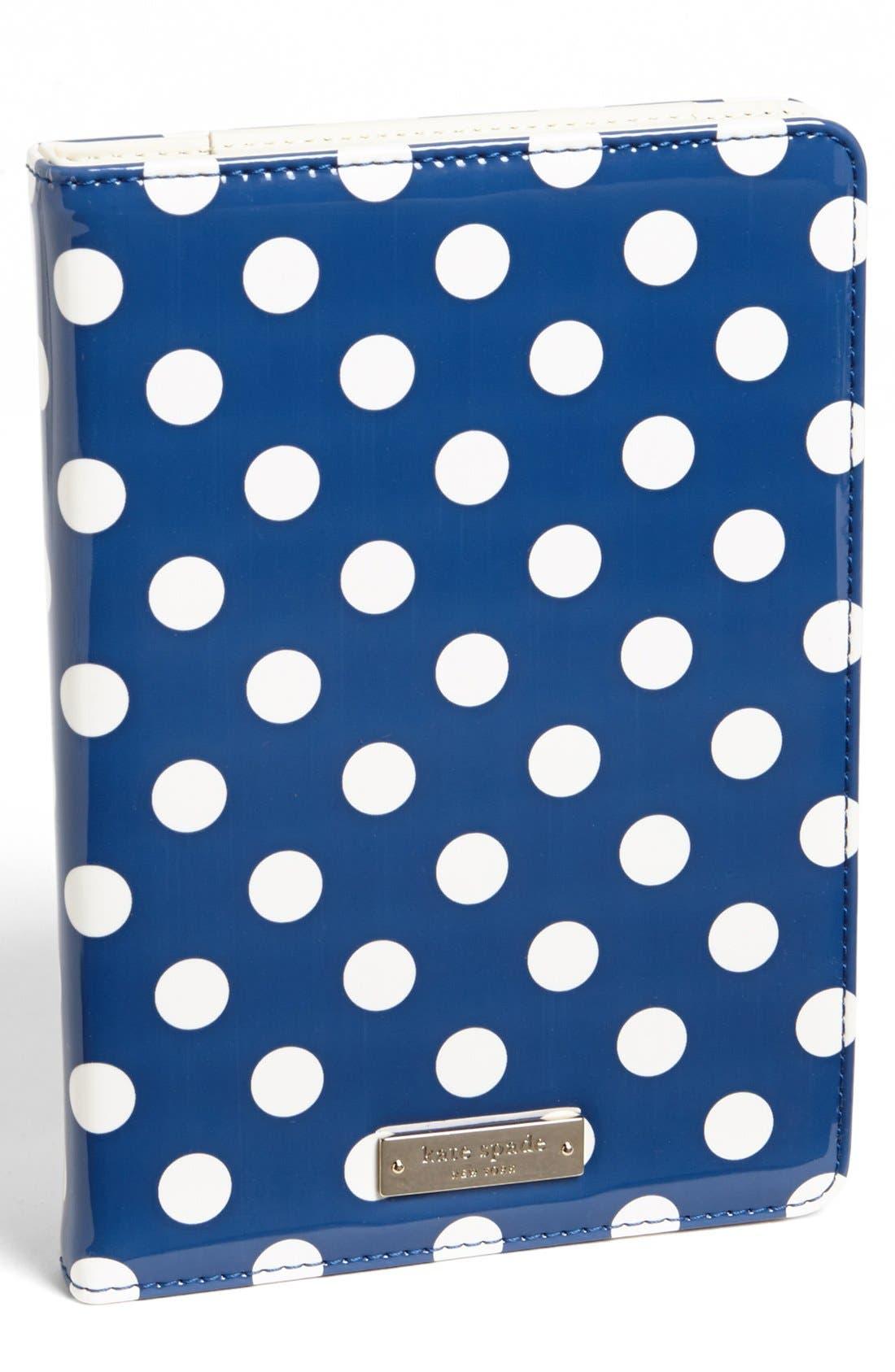 Alternate Image 1 Selected - kate spade new york 'carlisle' iPad mini folio