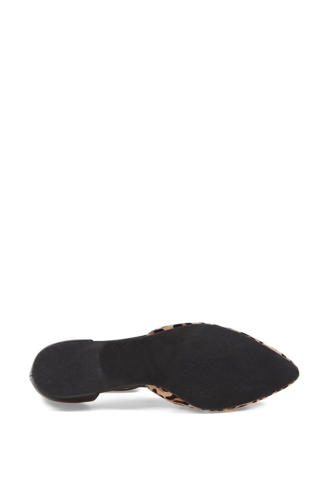 Alternate Image 4  - BP. 'Gillie' Ankle Strap Flat