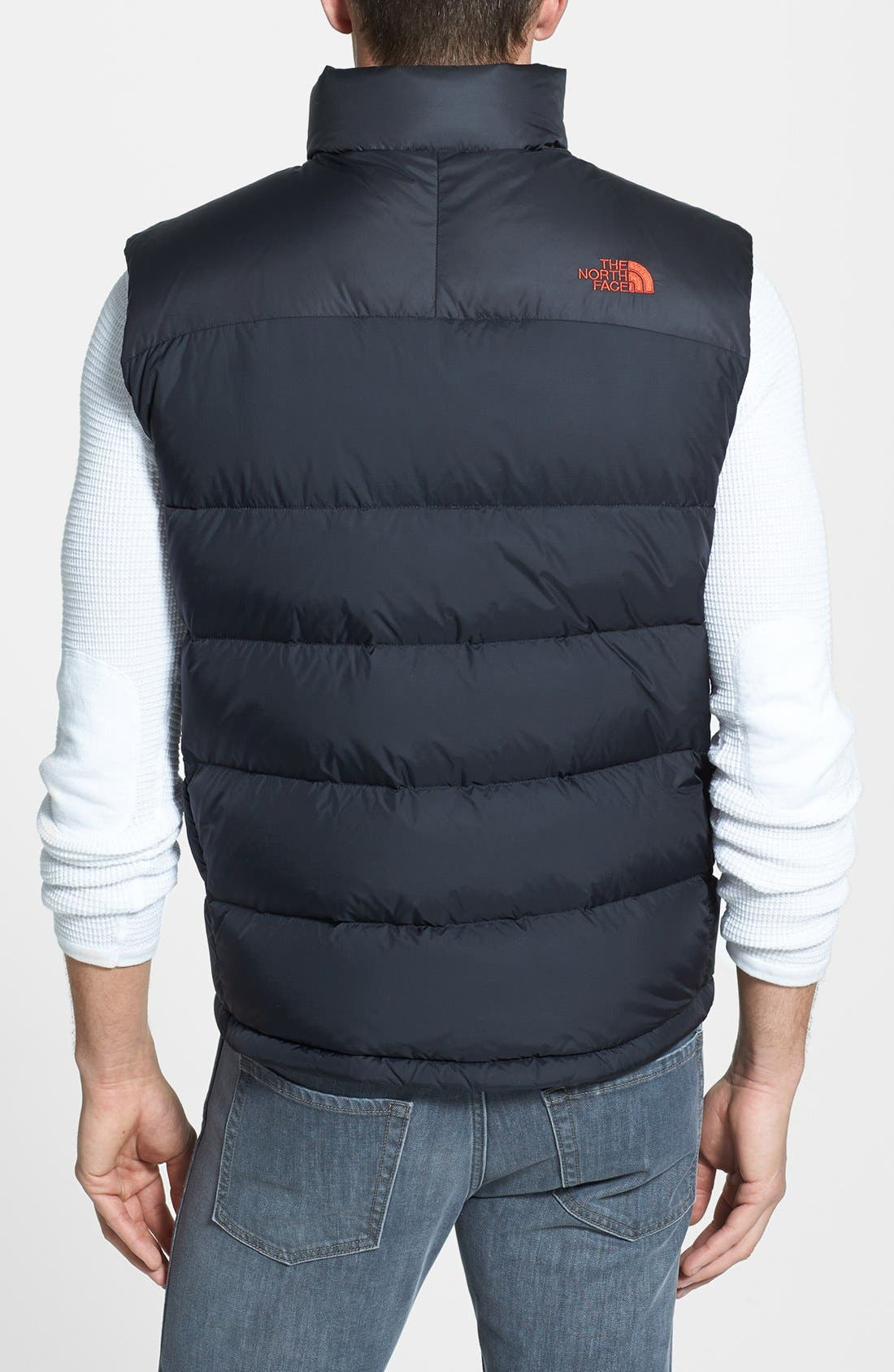 Alternate Image 2  - The North Face 'Nuptse' Colorblocked Down Vest