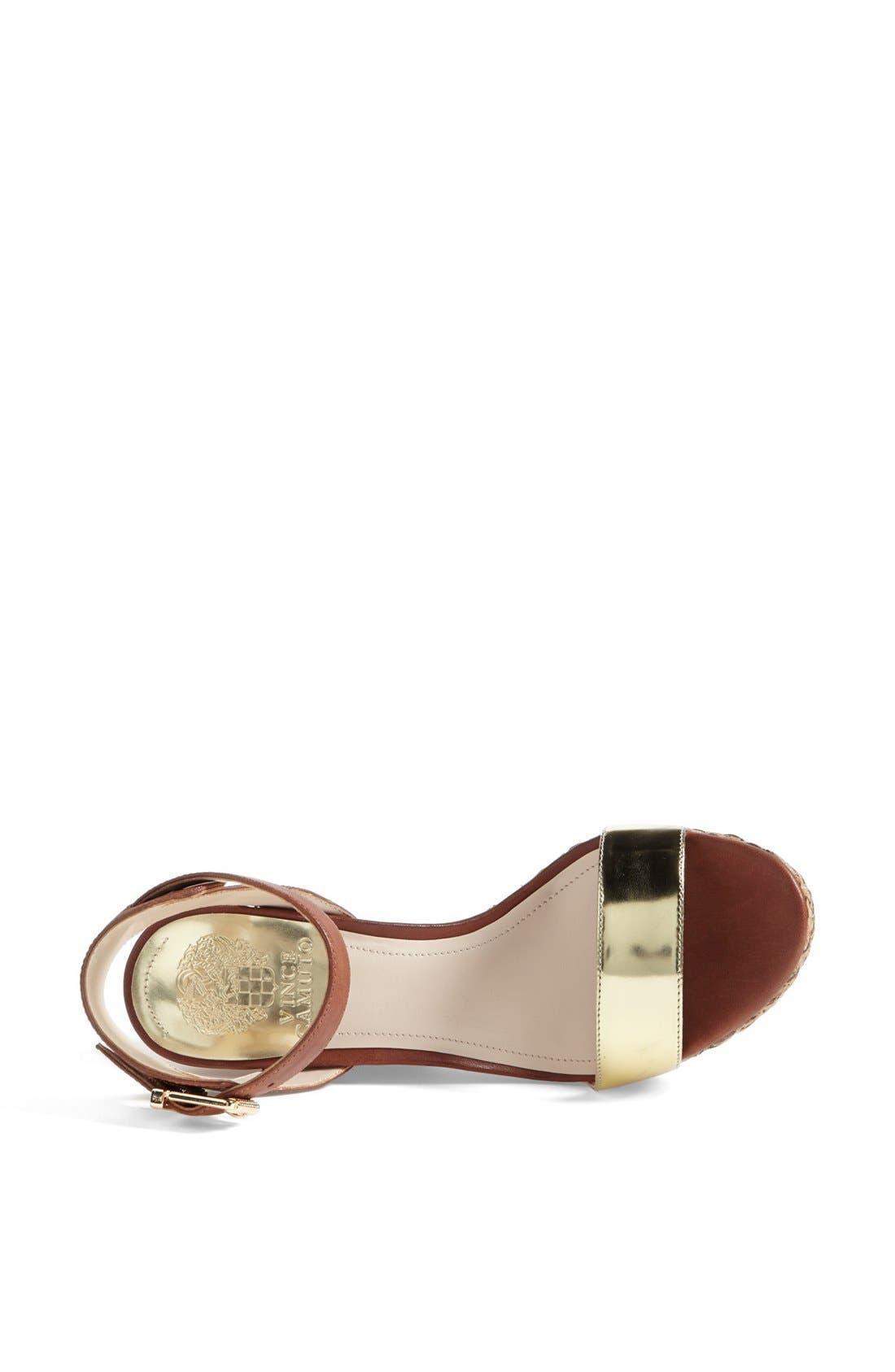 Alternate Image 3  - Vince Camuto 'Rincona' Sandal