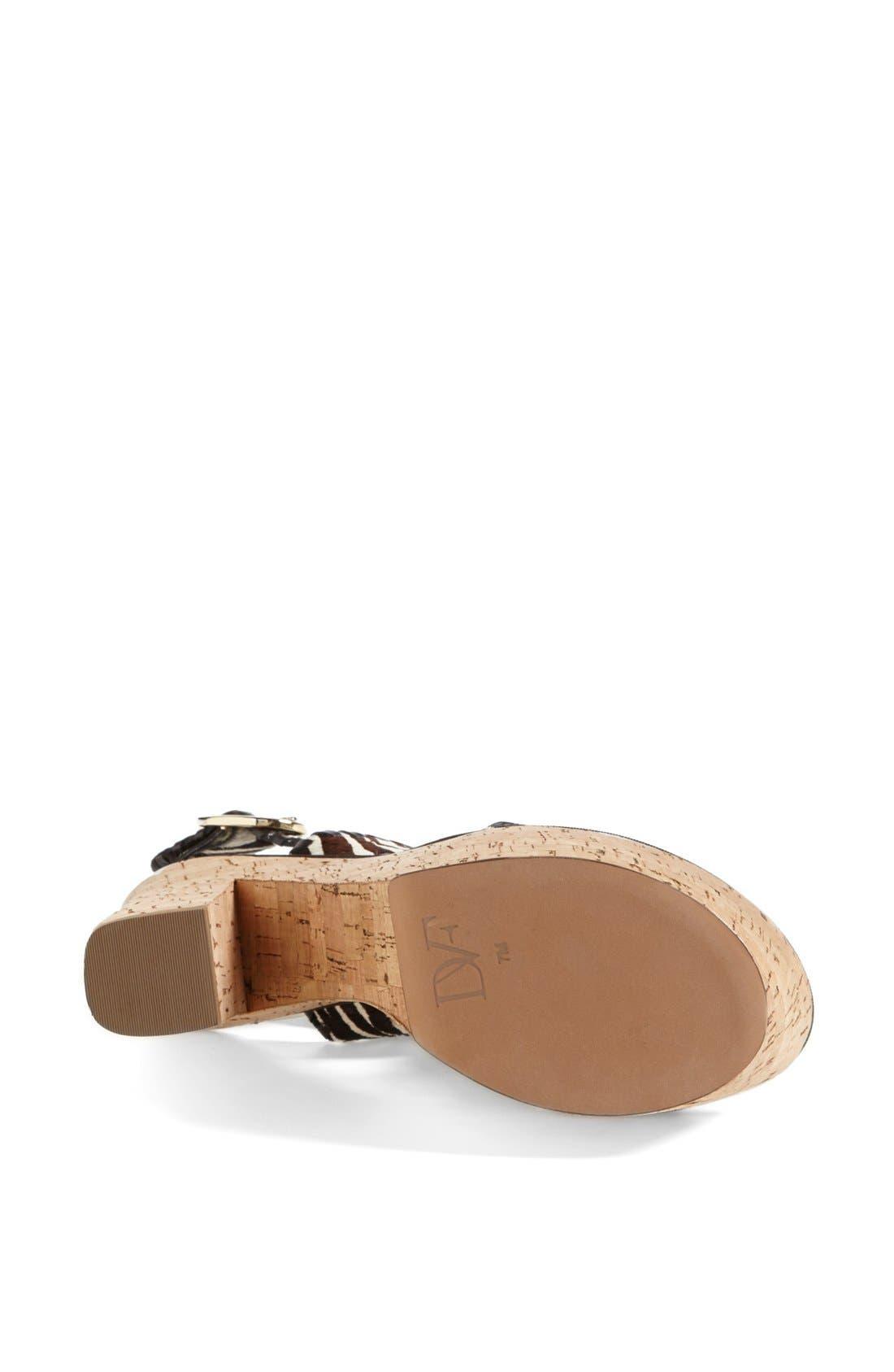 Alternate Image 3  - Diane von Furstenberg 'Remy' Sandal
