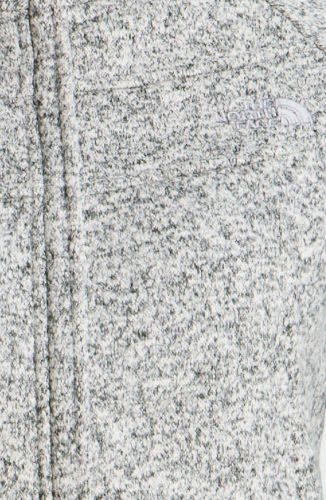 Alternate Image 3  - The North Face 'Indi' Fleece Jacket