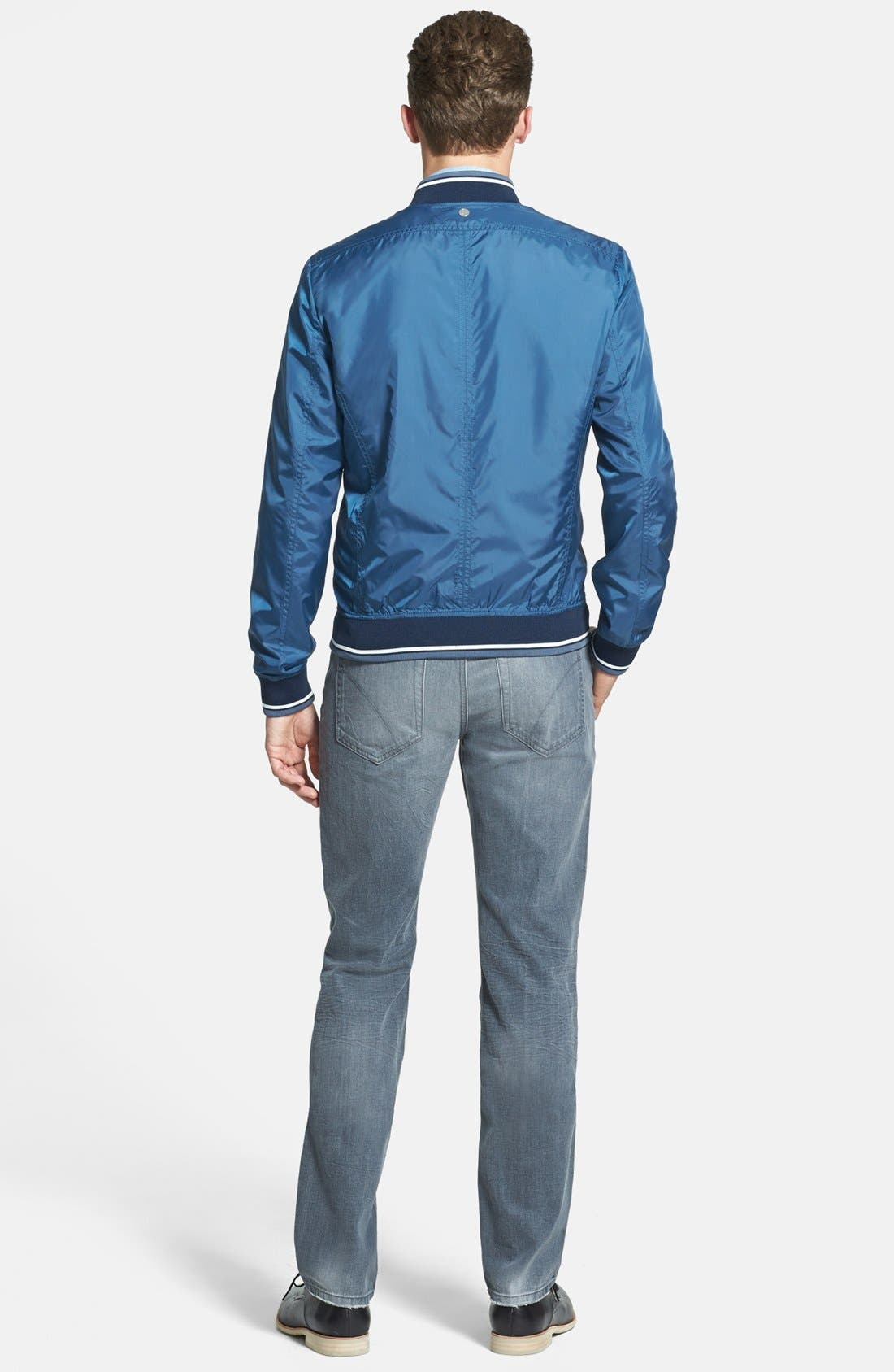 Alternate Image 5  - J. Lindeberg 'Dani 42 - Sunrise' Slim Fit Sport Shirt