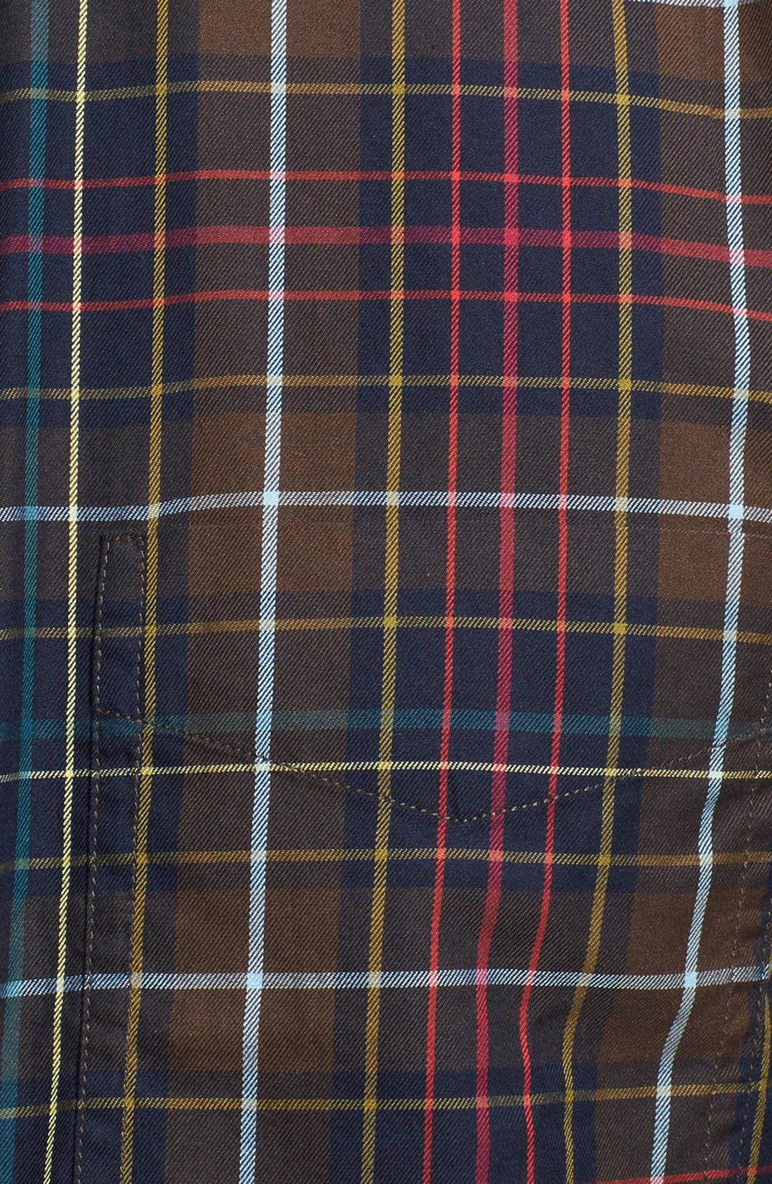 Alternate Image 3  - Jack Spade 'Thetford' Plaid Shirt