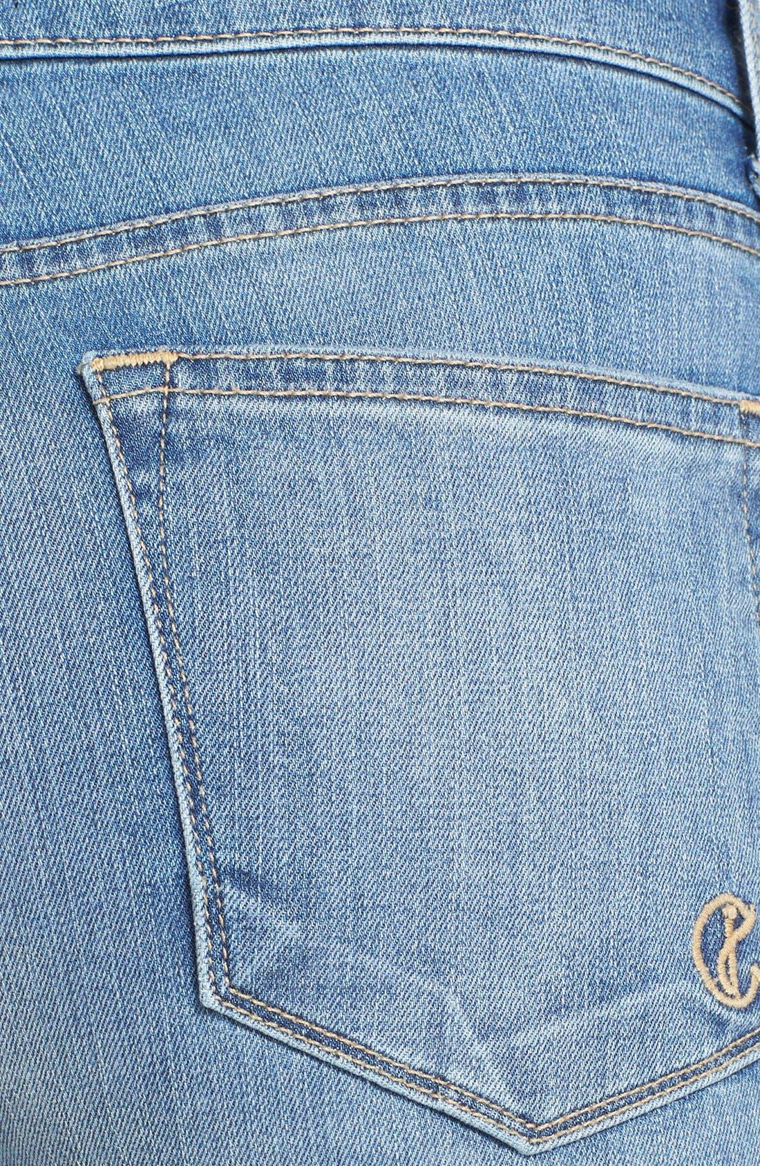 Alternate Image 3  - CJ by Cookie Johnson 'Joy' Stretch Skinny Jeans (Syreeta)