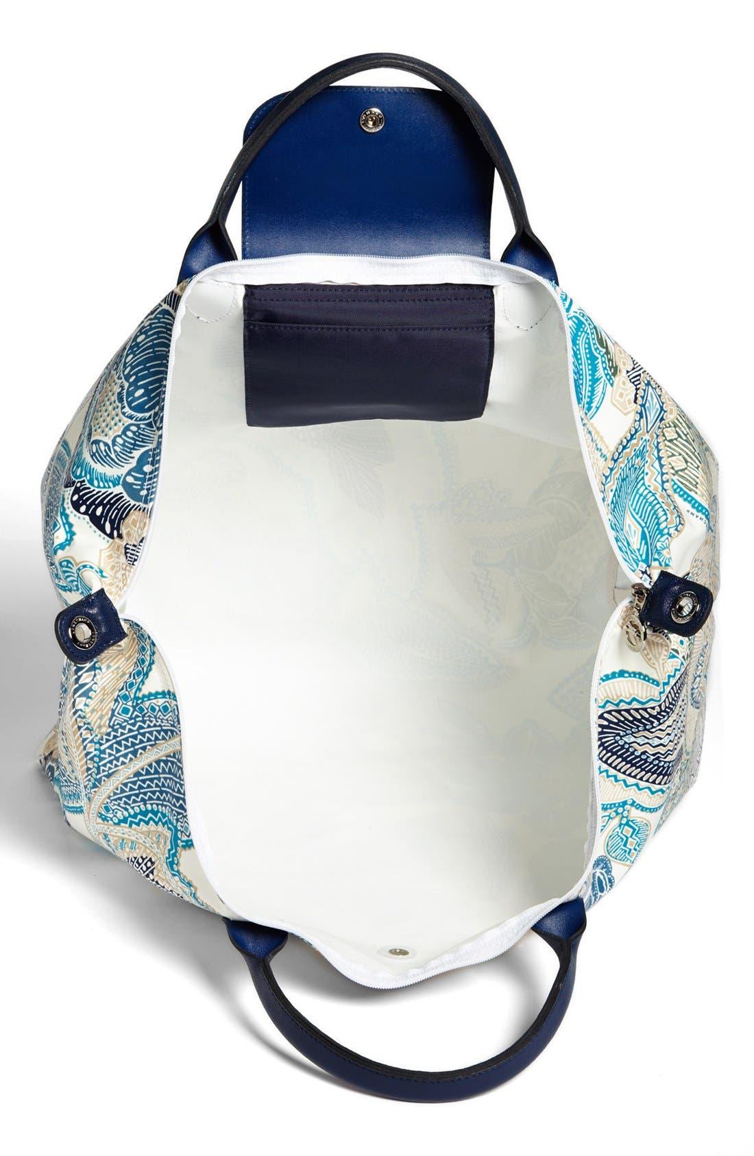 Alternate Image 3  - Longchamp 'Fleurs de Ravello' Travel Bag