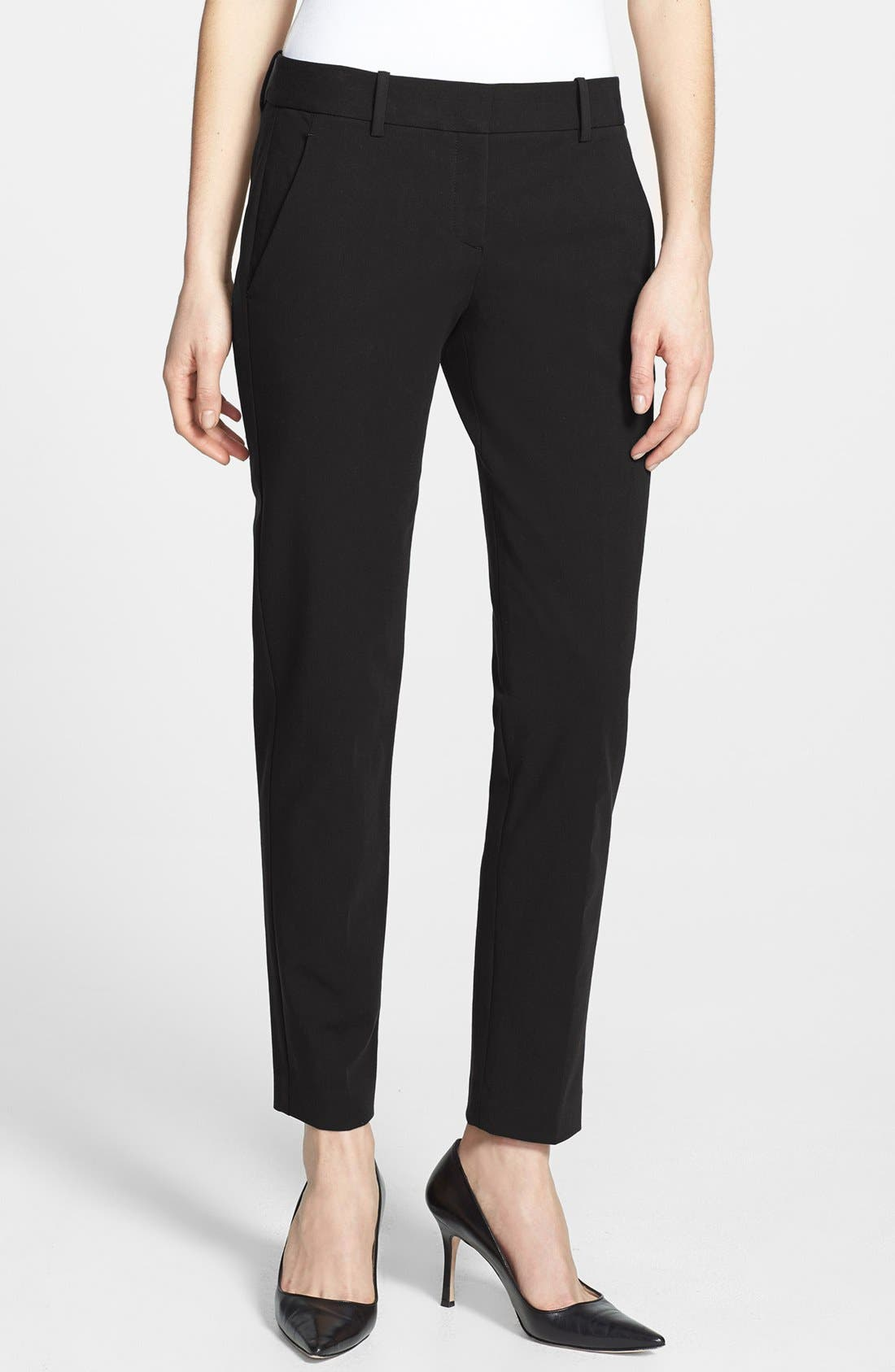 Main Image - Theory 'Testra' Ankle Pants