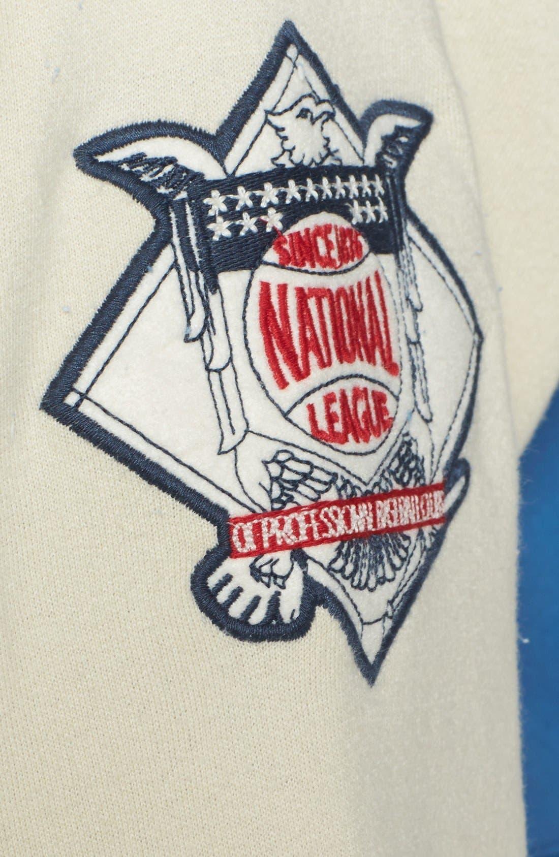 Alternate Image 3  - American Needle 'Brooklyn Dodgers' Varsity Jacket