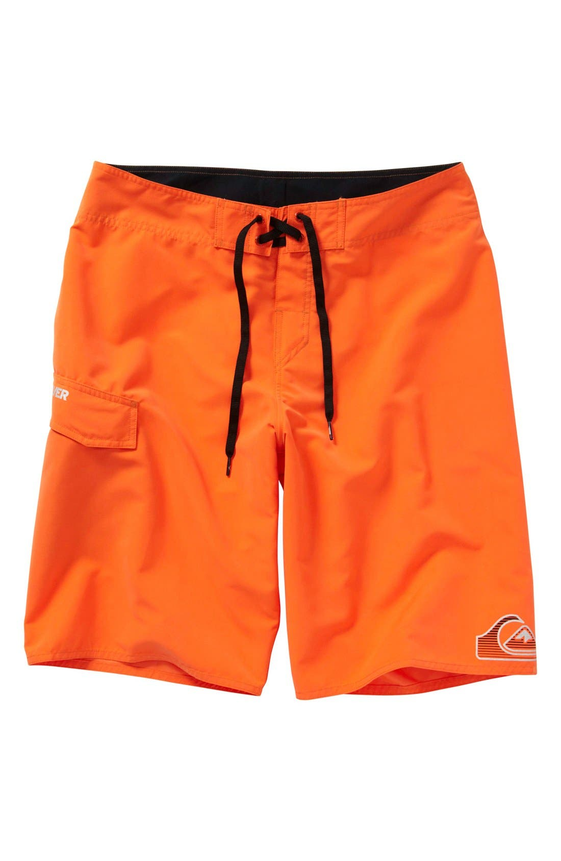 Main Image - Quiksilver 'Stomping' Board Shorts (Big Boys)
