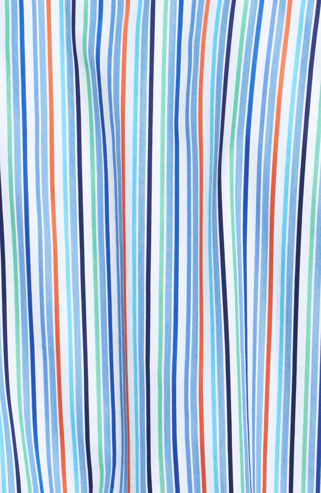 Alternate Image 3  - Paul & Shark Classic Fit Short Sleeve Sport Shirt