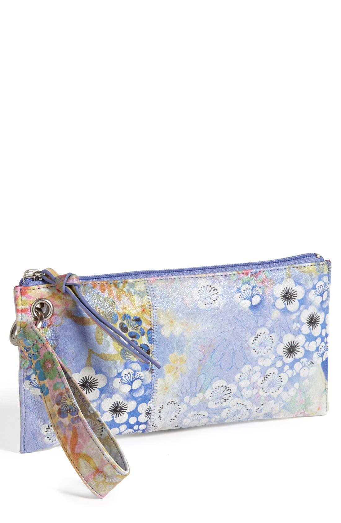 Main Image - Hobo 'Vida' Leather Clutch