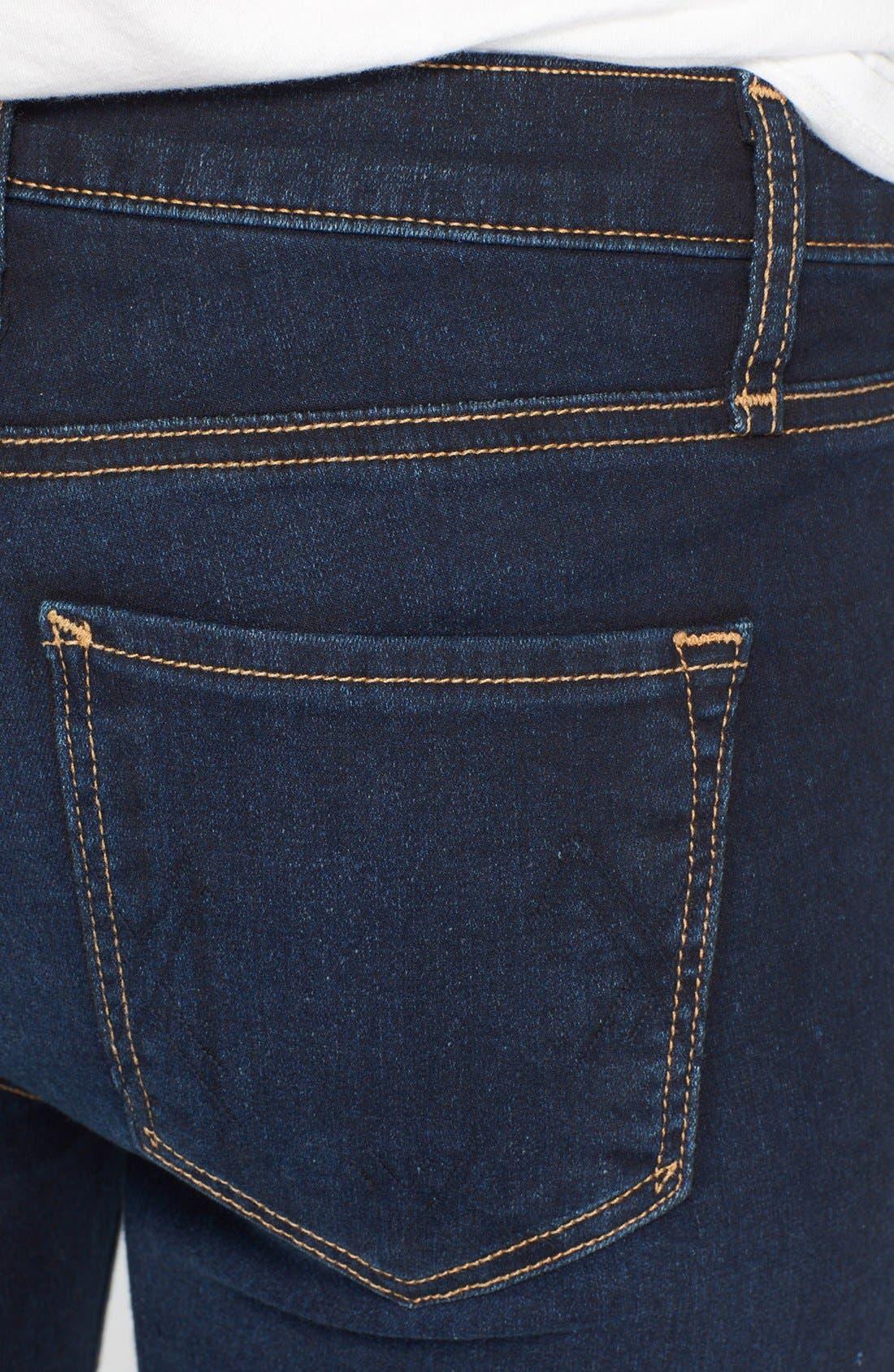 Alternate Image 3  - McGuire Skinny Ankle Jeans (Atlantic Blue)