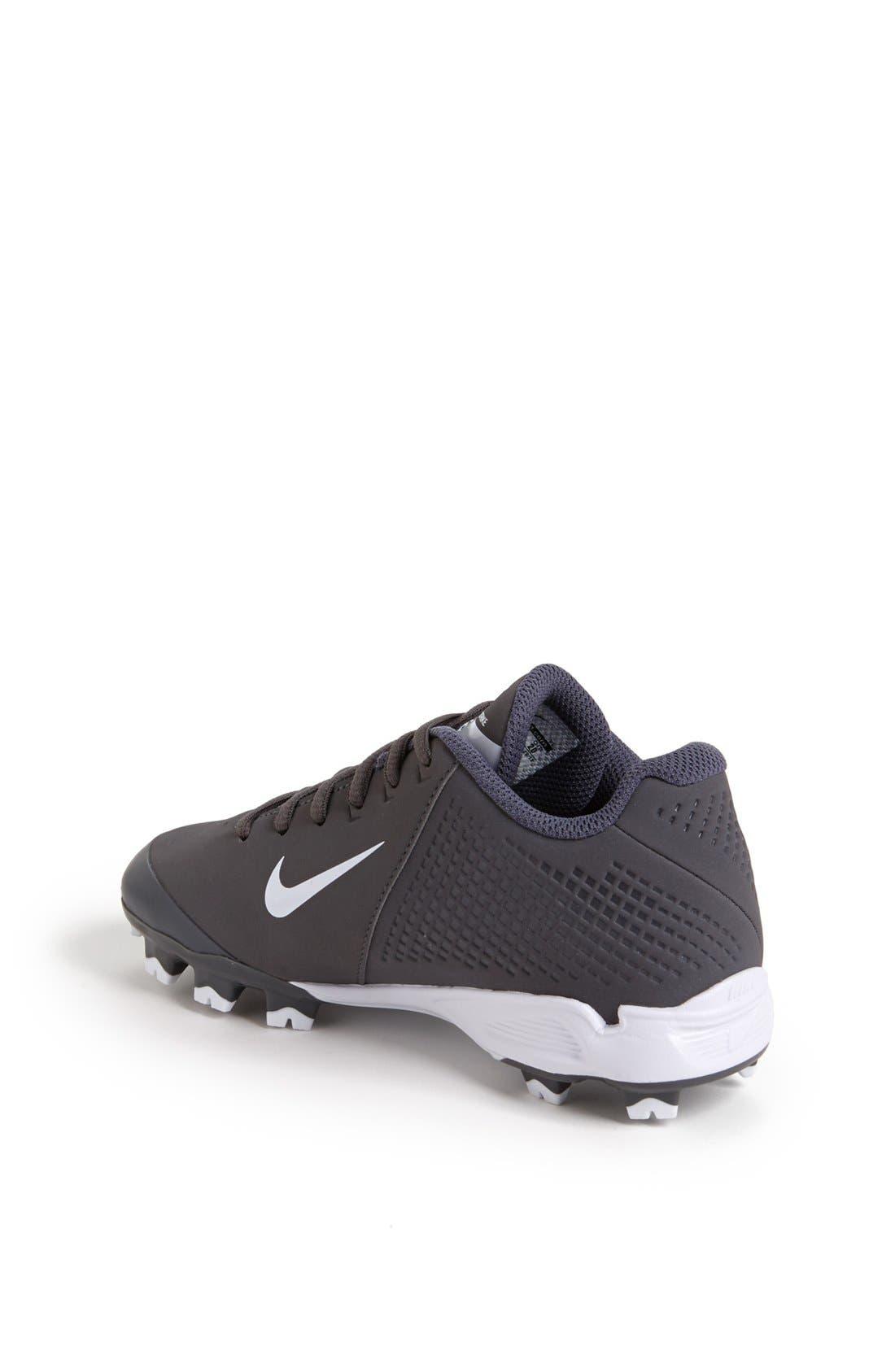 Alternate Image 2  - Nike 'Vapor Strike' Baseball Shoe (Little Kid & Big Kid)