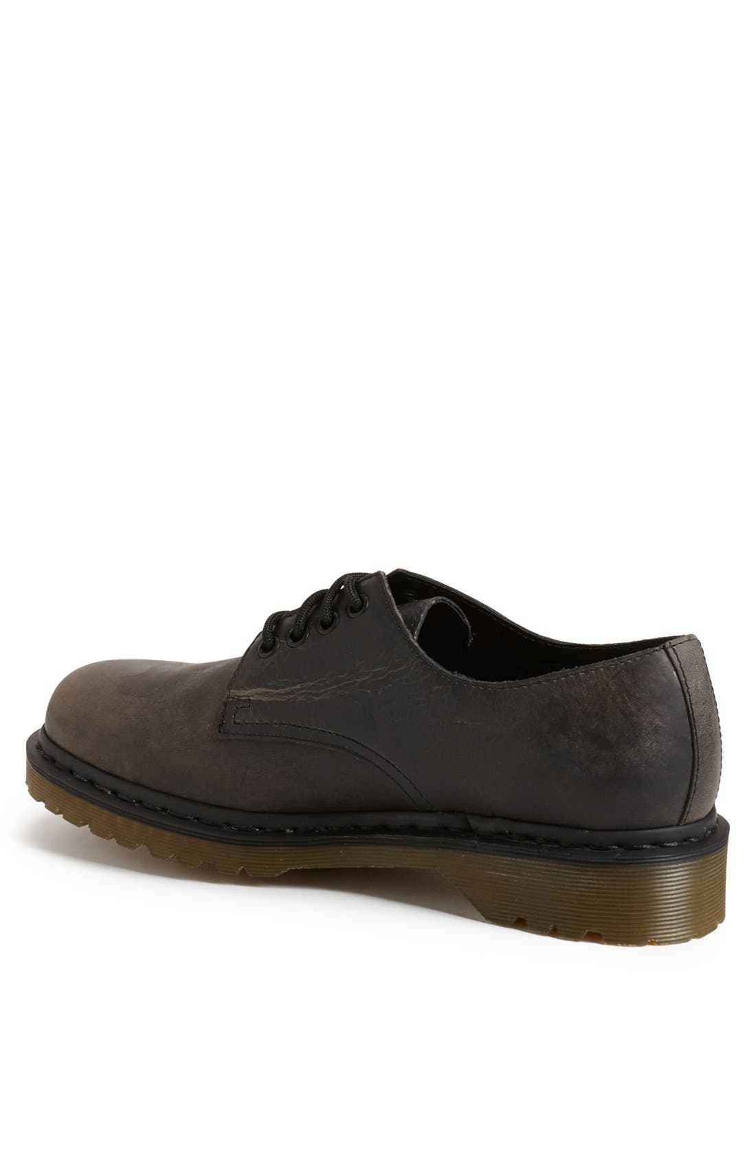 Alternate Image 2  - Dr. Martens 'Stanton' Plain Toe Derby