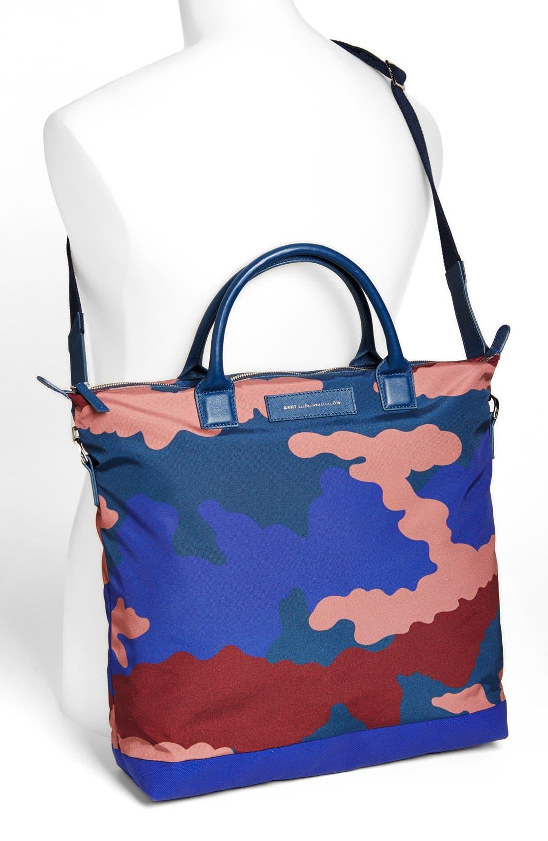 Alternate Image 4  - WANT Les Essentiels de la Vie 'O'Hare' Tote Bag