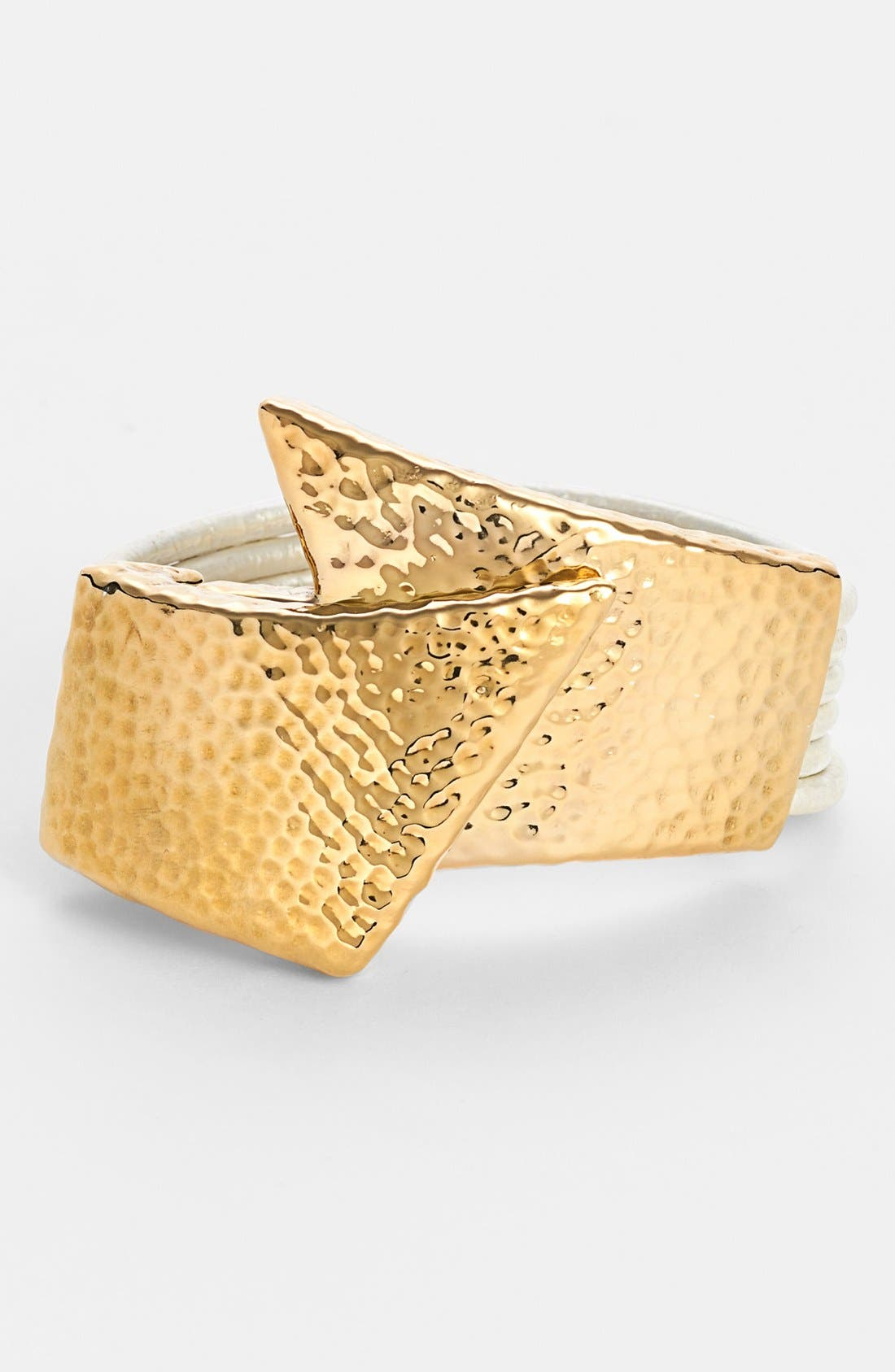 Alternate Image 1 Selected - Simon Sebbag 'Eliat' Multistrand Leather Bracelet