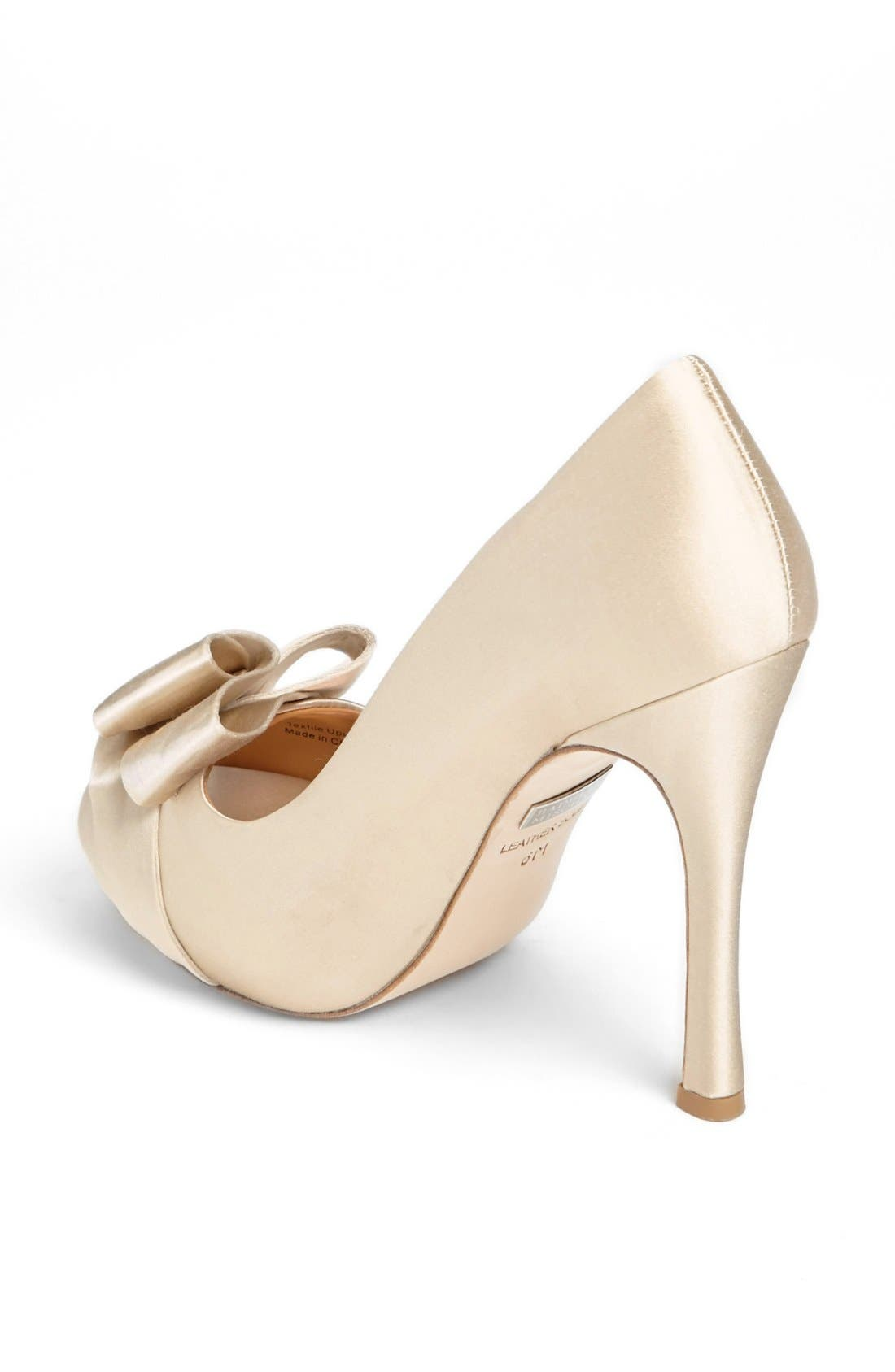 Alternate Image 2  - Badgley Mischka 'Pasquel' Pump