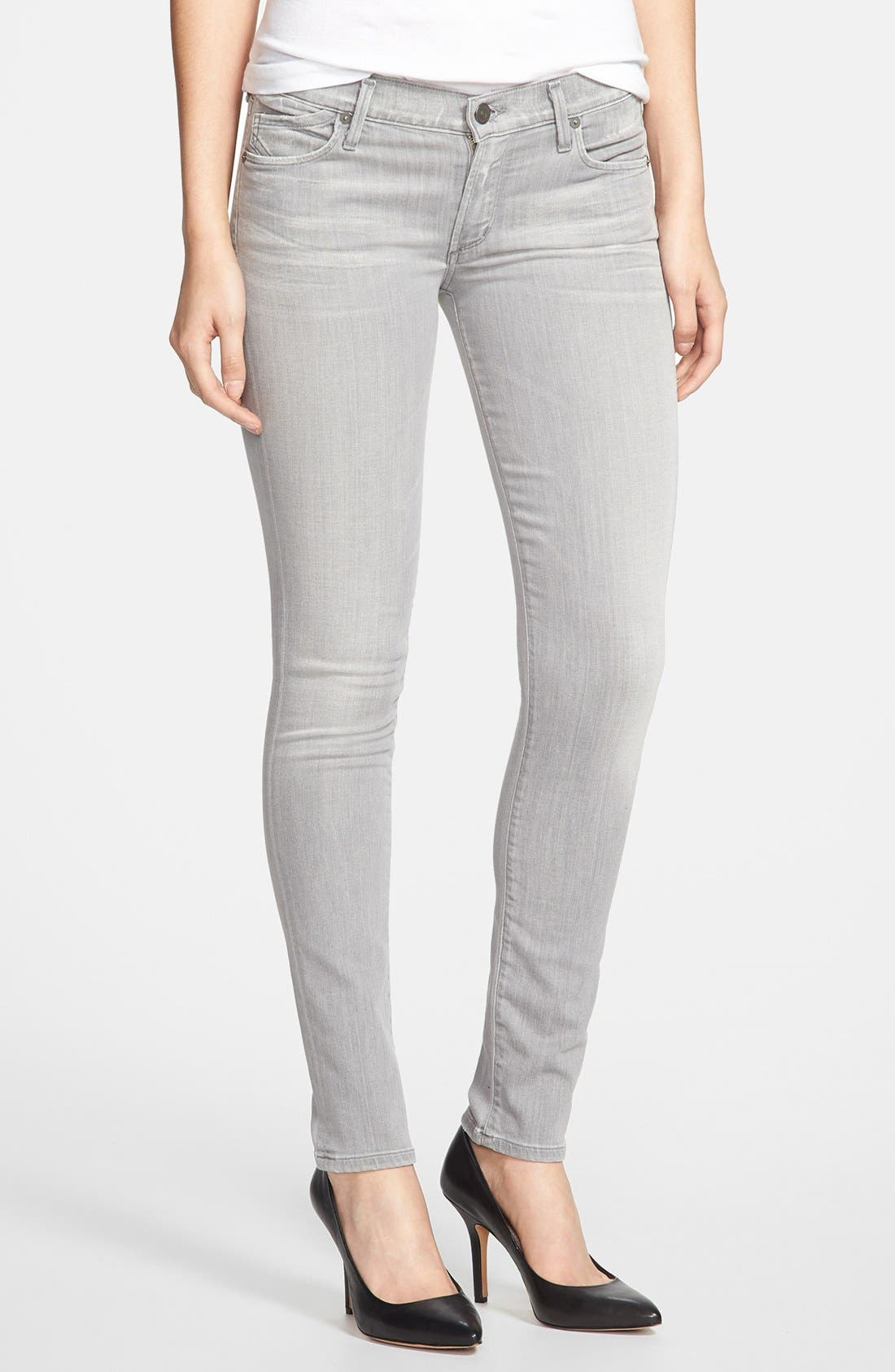 Alternate Image 1 Selected - Citizens of Humanity Ultra Skinny Jeans (Pretender)
