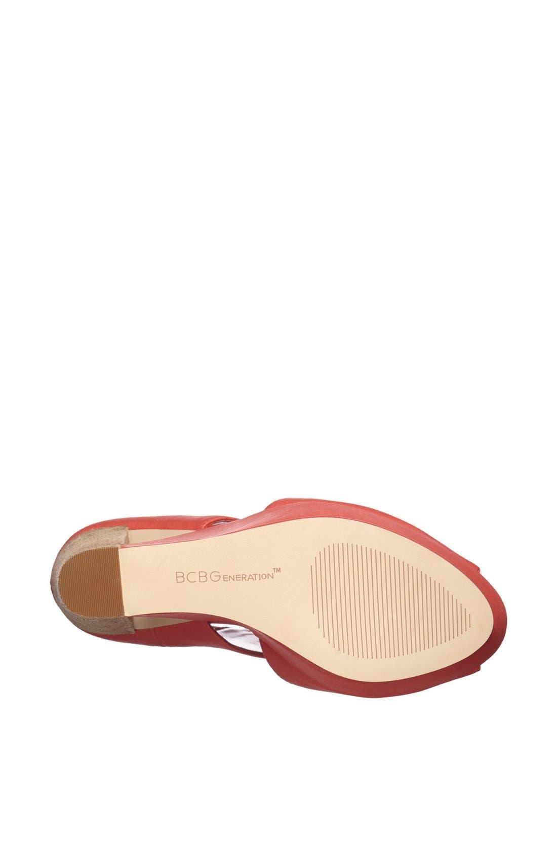 Alternate Image 4  - BCBGeneration 'Velara' Sandal