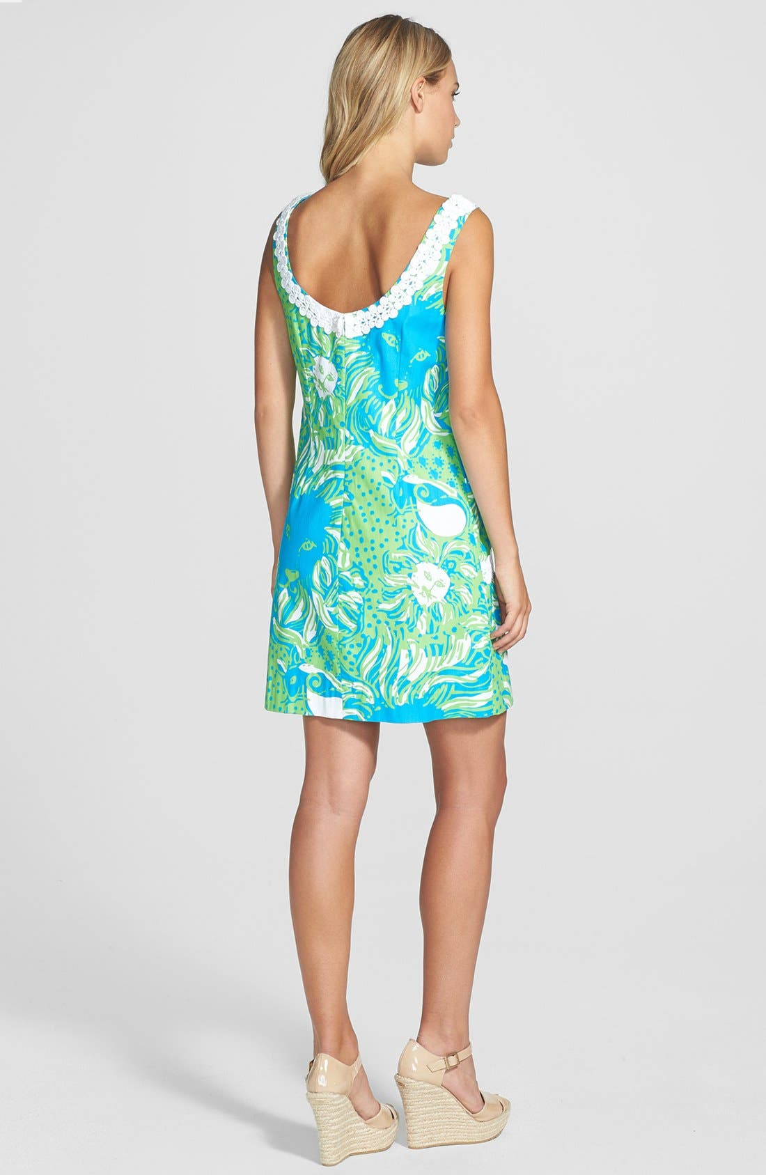 Alternate Image 2  - Lilly Pulitzer® 'Liz' Print Shift Dress
